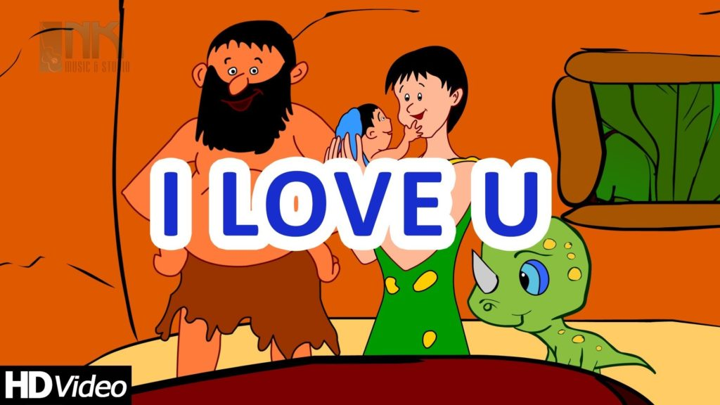 I Love You – We Are Happy Family | New Nursery Rhymes 2014 | Children Song  – YouTube