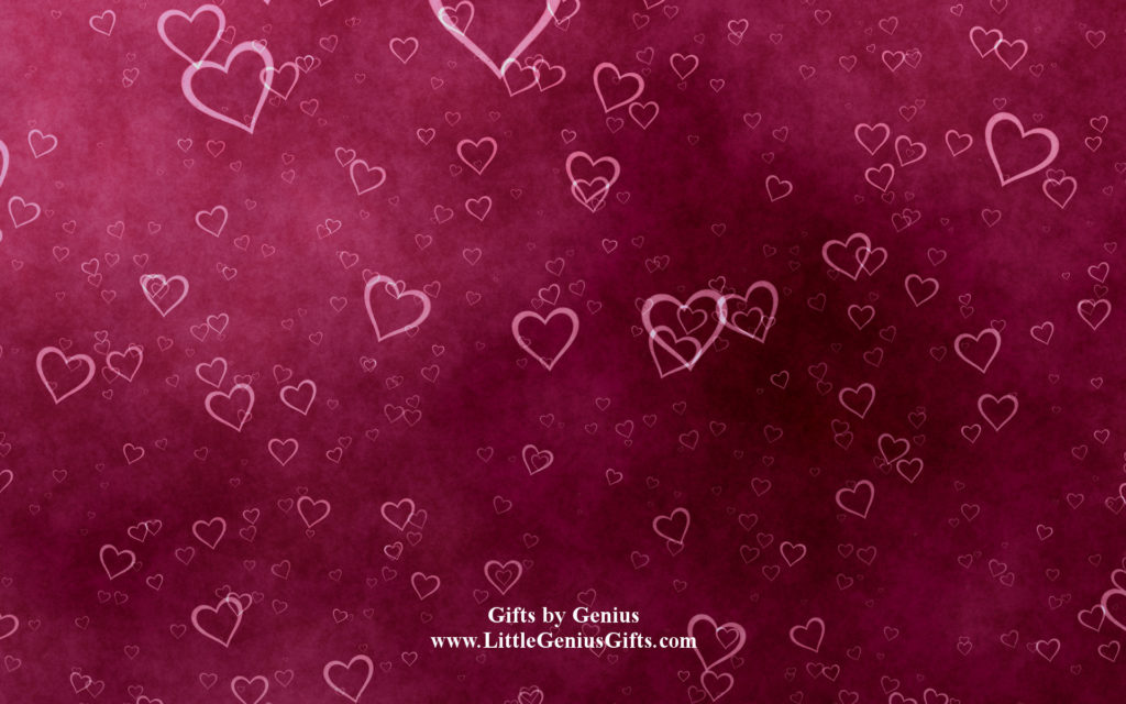 Free Valentine's Day Computer Desktop Wallpapers | Gifts by Genius