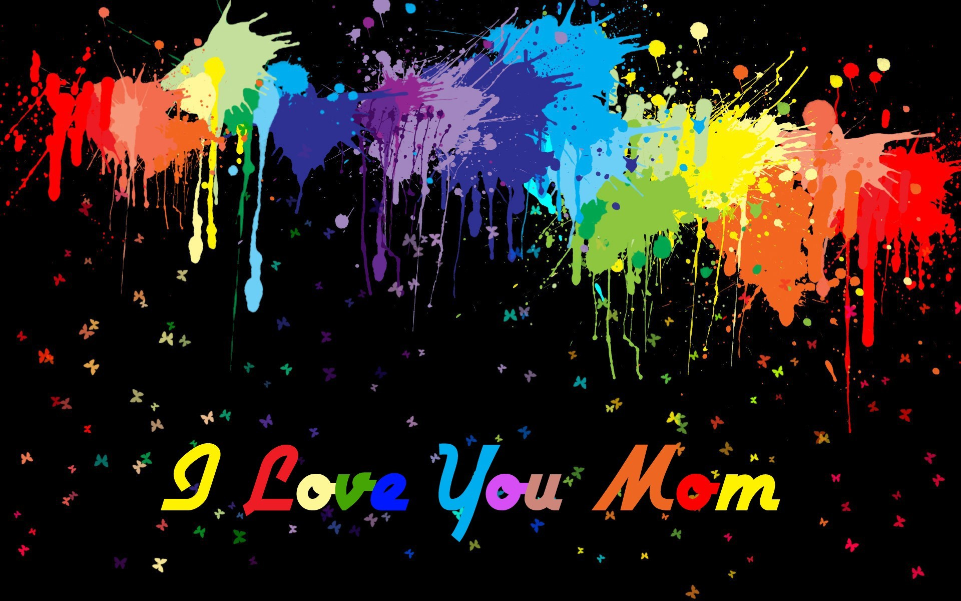 Best Moment for Opinion I Love U Mom Candace and i love u mommy