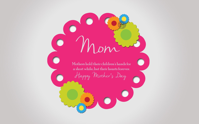 Love You Mom HD Wallpaper