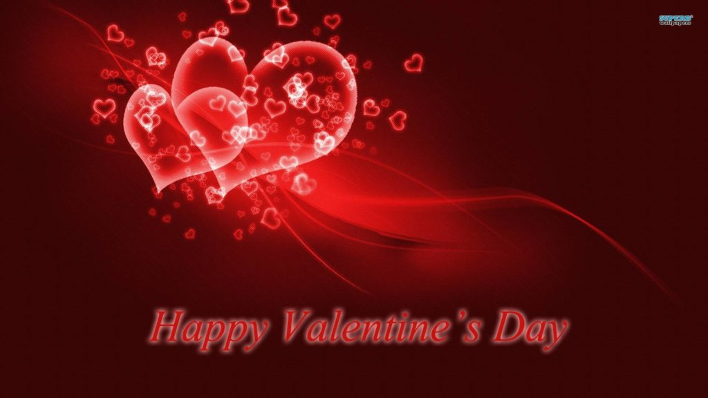 Free Valentine Desktop Wallpaper Moon   Wallpaper and Images