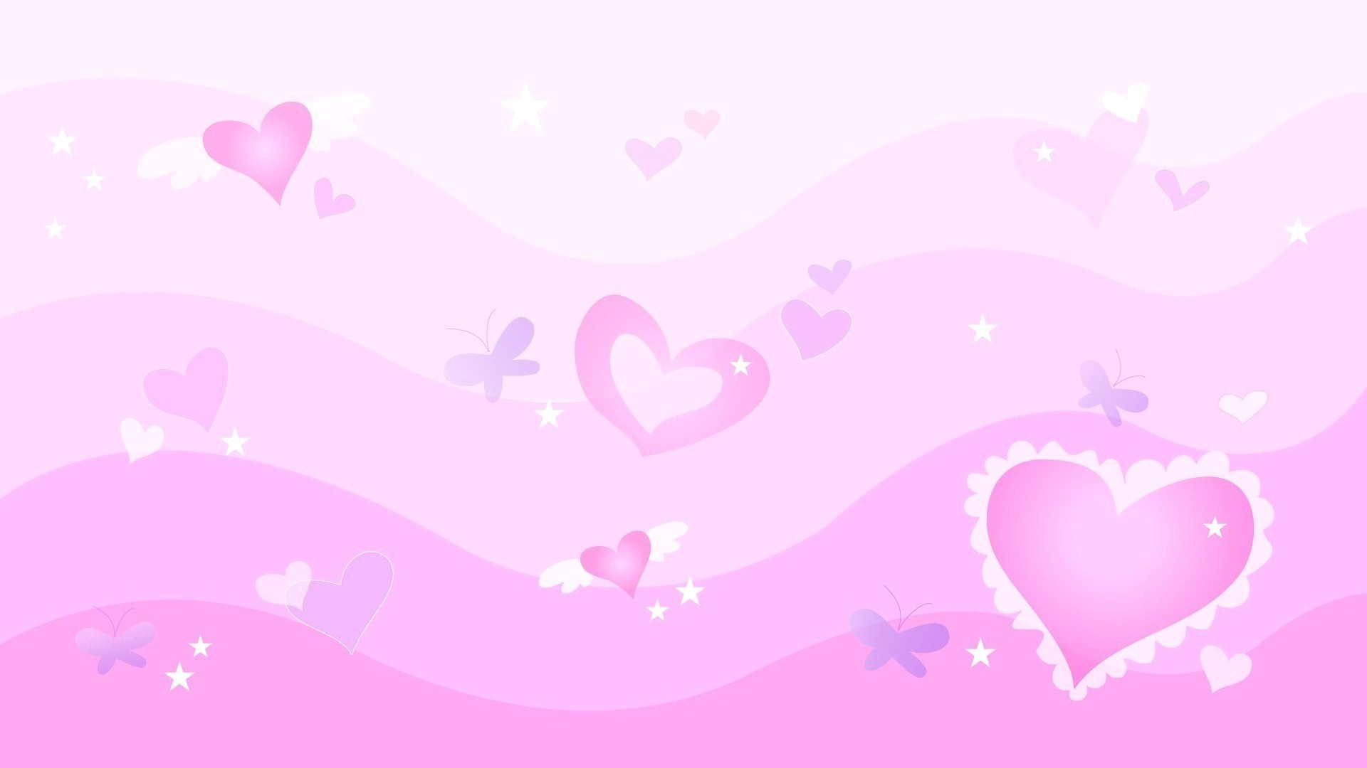… pink heart background wallpaper wallpapersafari …