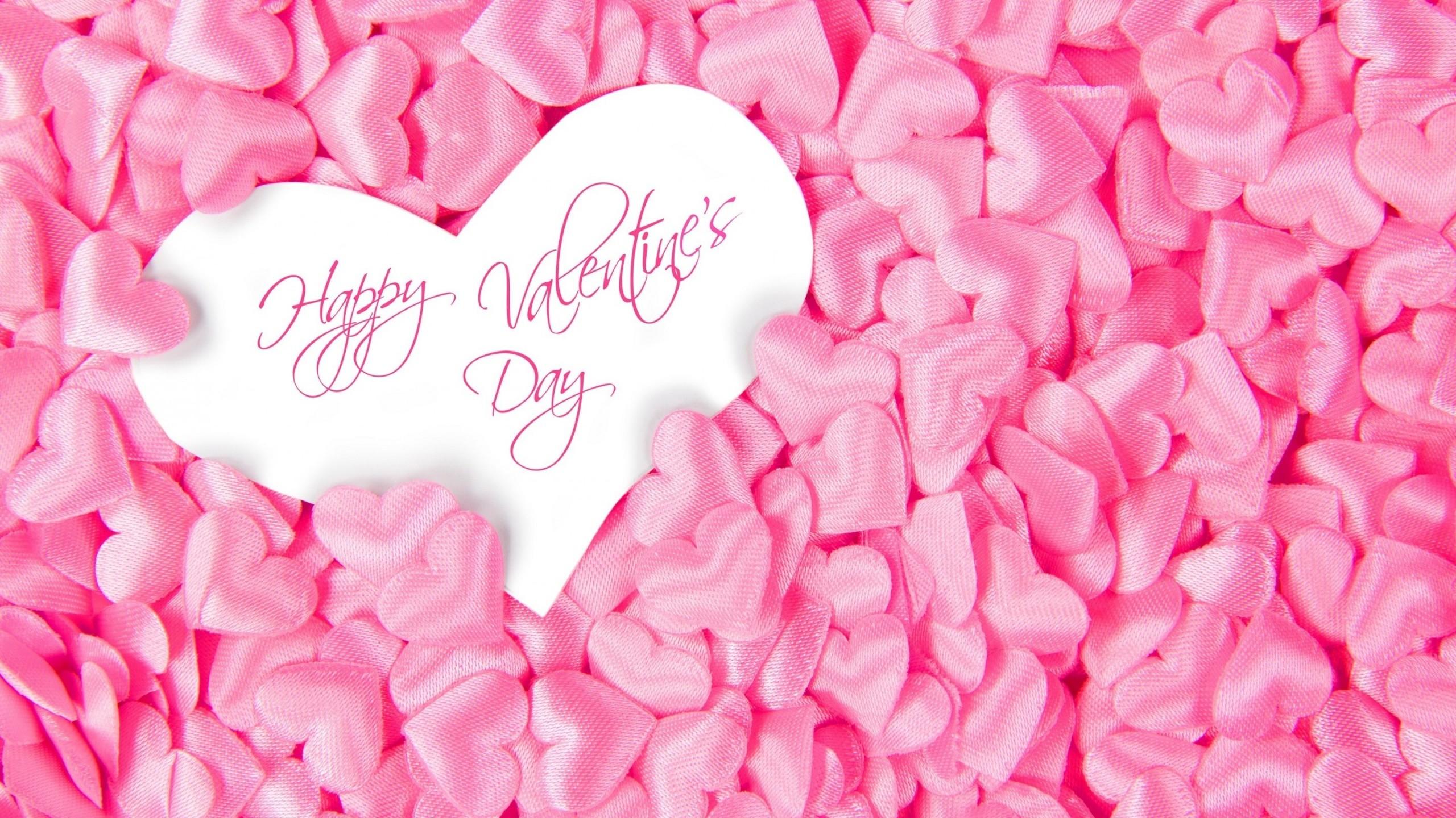 Valentines Day Pink Heart