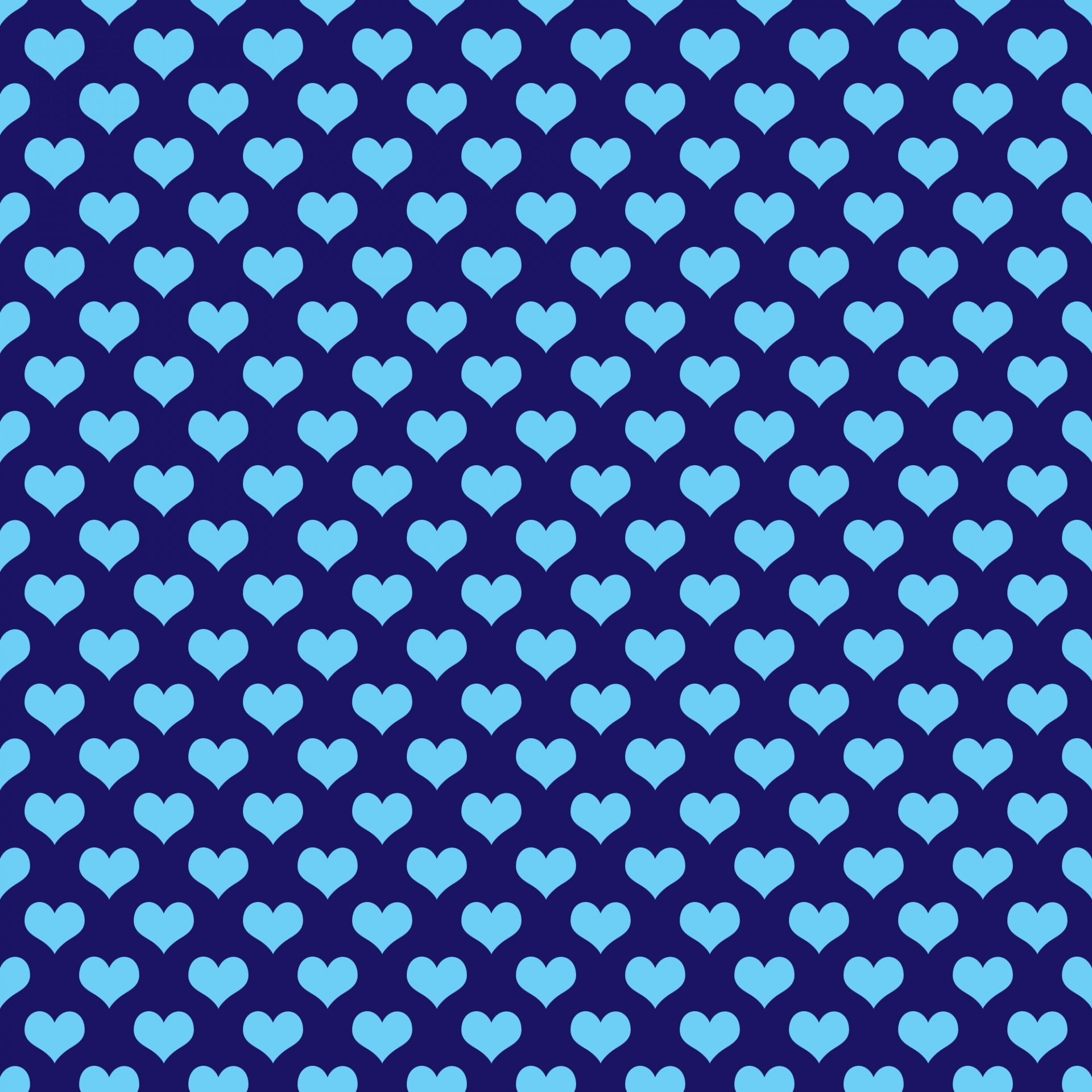 Hearts Background Wallpaper Blue Free Stock Photo – Public Domain Pictures