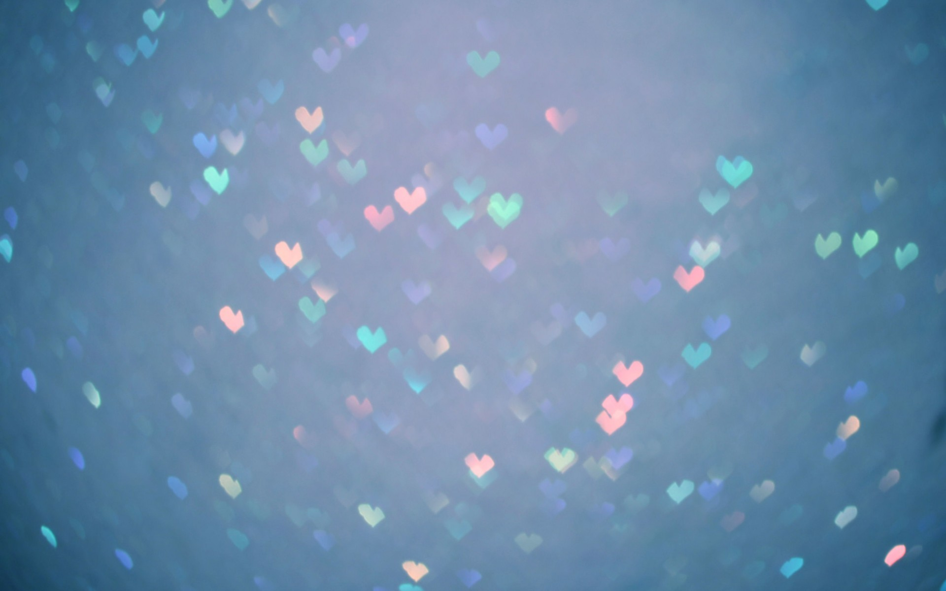 colorful bokeh hearts texture background wallpaper hd