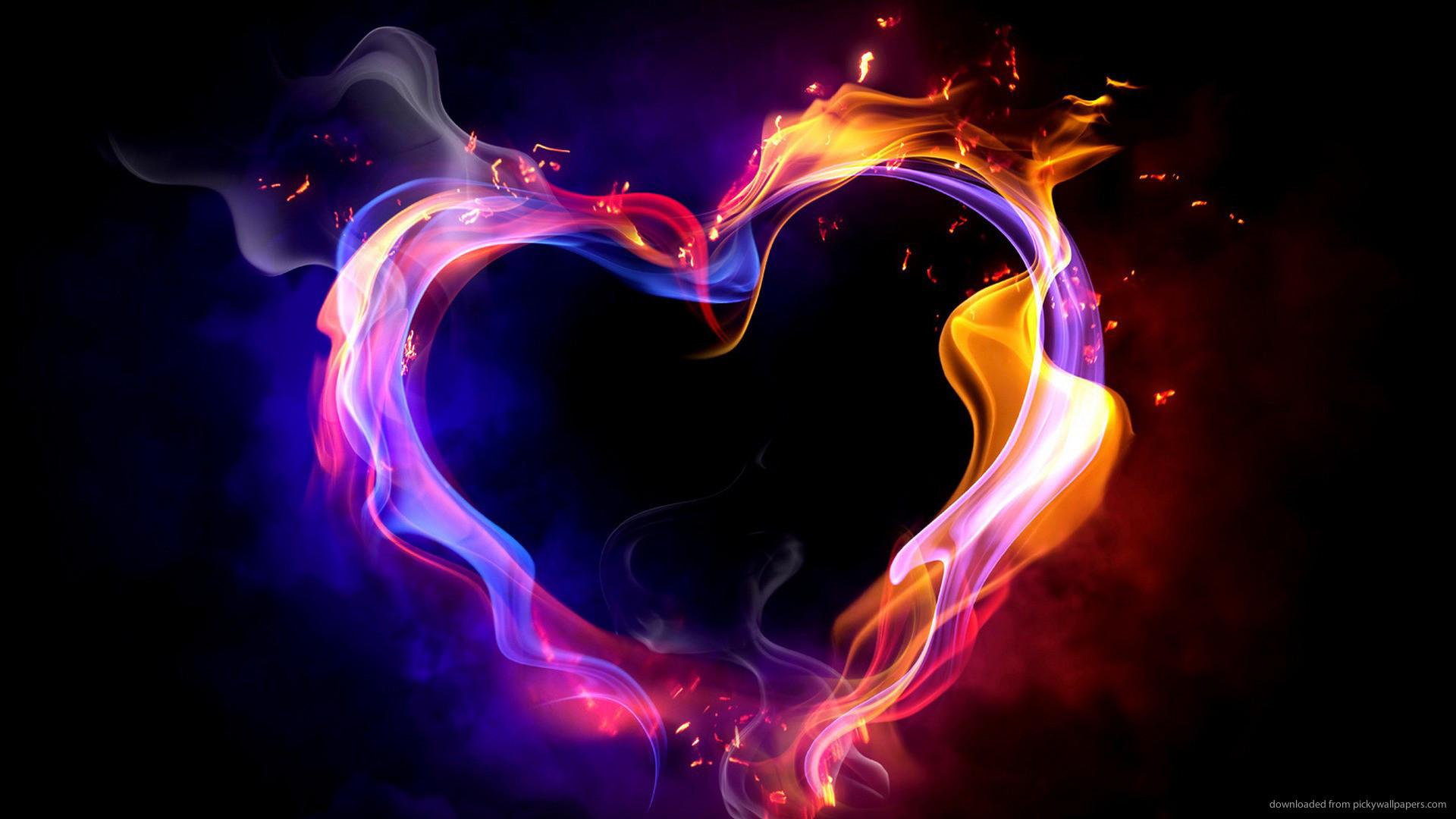 Fire Heart Wallpaper: Find best latest Fire Heart Wallpaper in HD for your  PC desktop background & mobile phones.