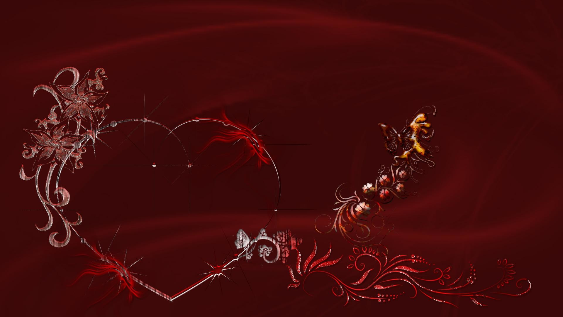 Valentine Heart Wallpapers – Wallpaper Cave
