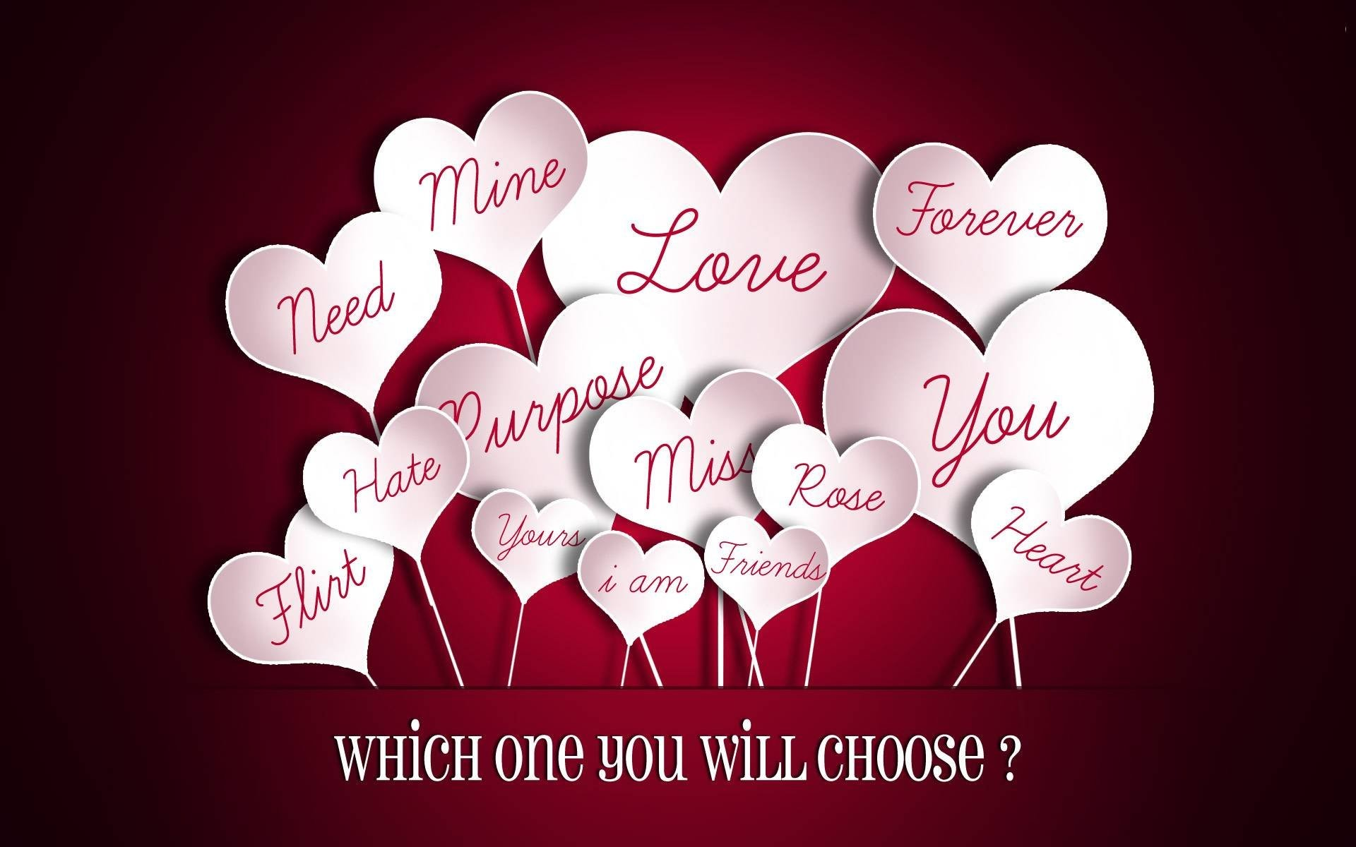 VALENTINES DAY mood love holiday valentine heart wallpaper | |  617619 | WallpaperUP