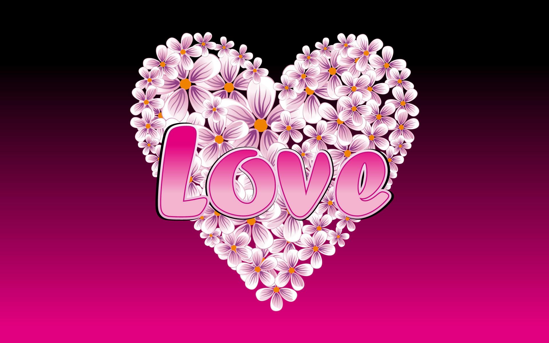 beautibul hearts | … , wallpaper, floral, valentine, wallpapers, heart