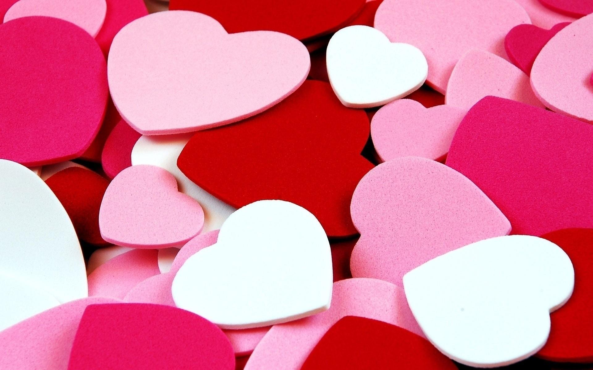 Wallpaper heart, valentine, recognition, bright
