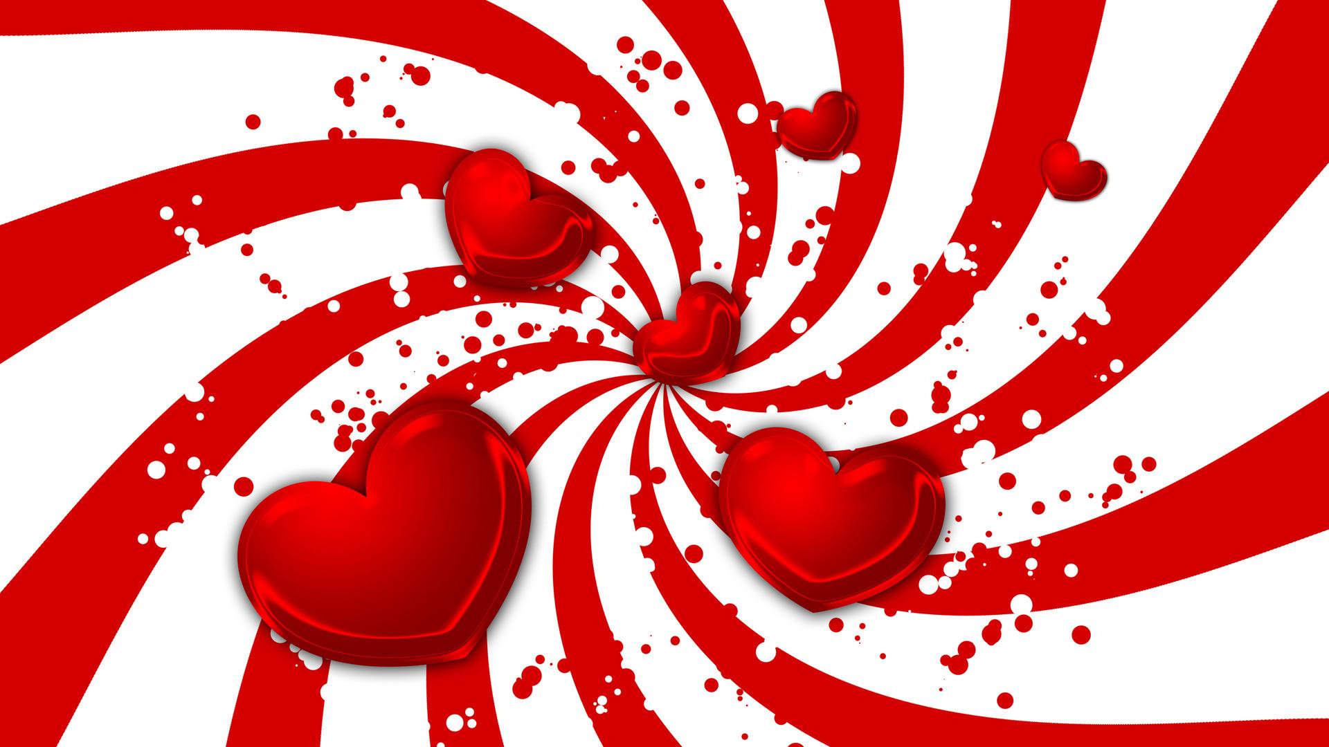Hearts HD Wallpaper Hearts …