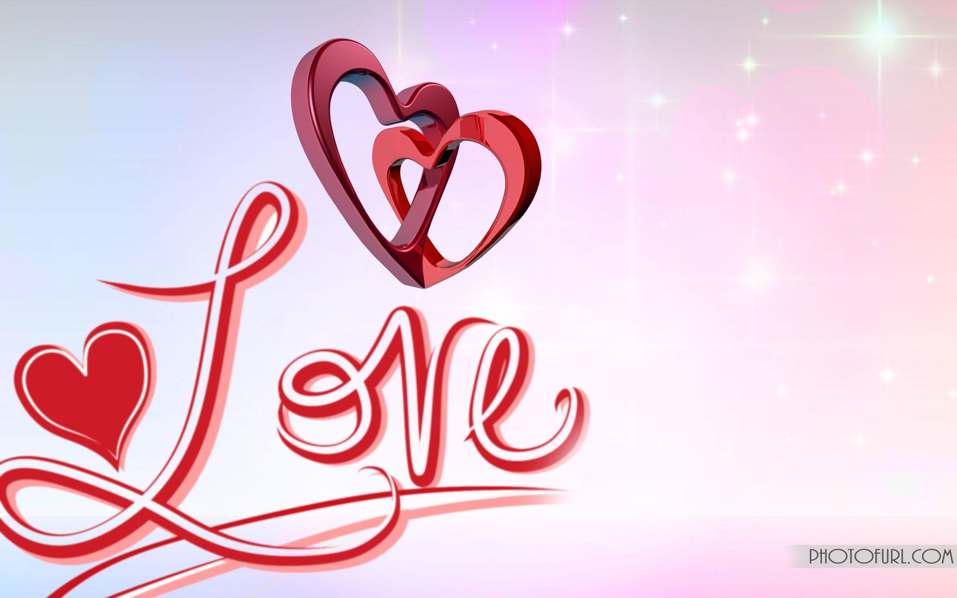 Happy Valentine's Day Heart Wallpaper