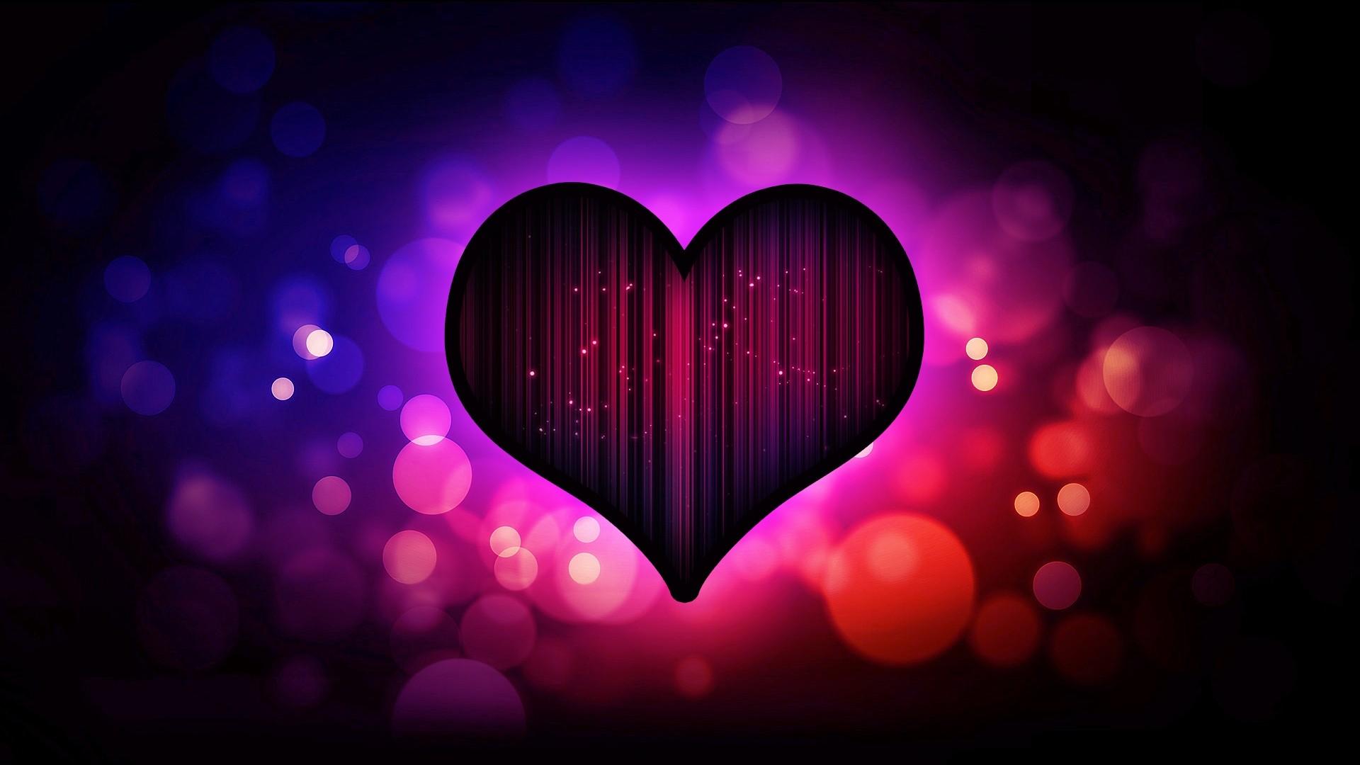 Valentine Love Heart hd wallpapers