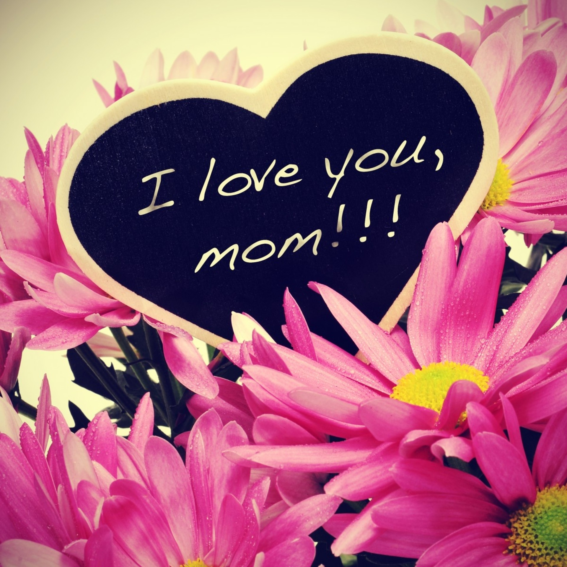 I Love You Mom Greeting Cards HD Wallpapers 1920×1080
