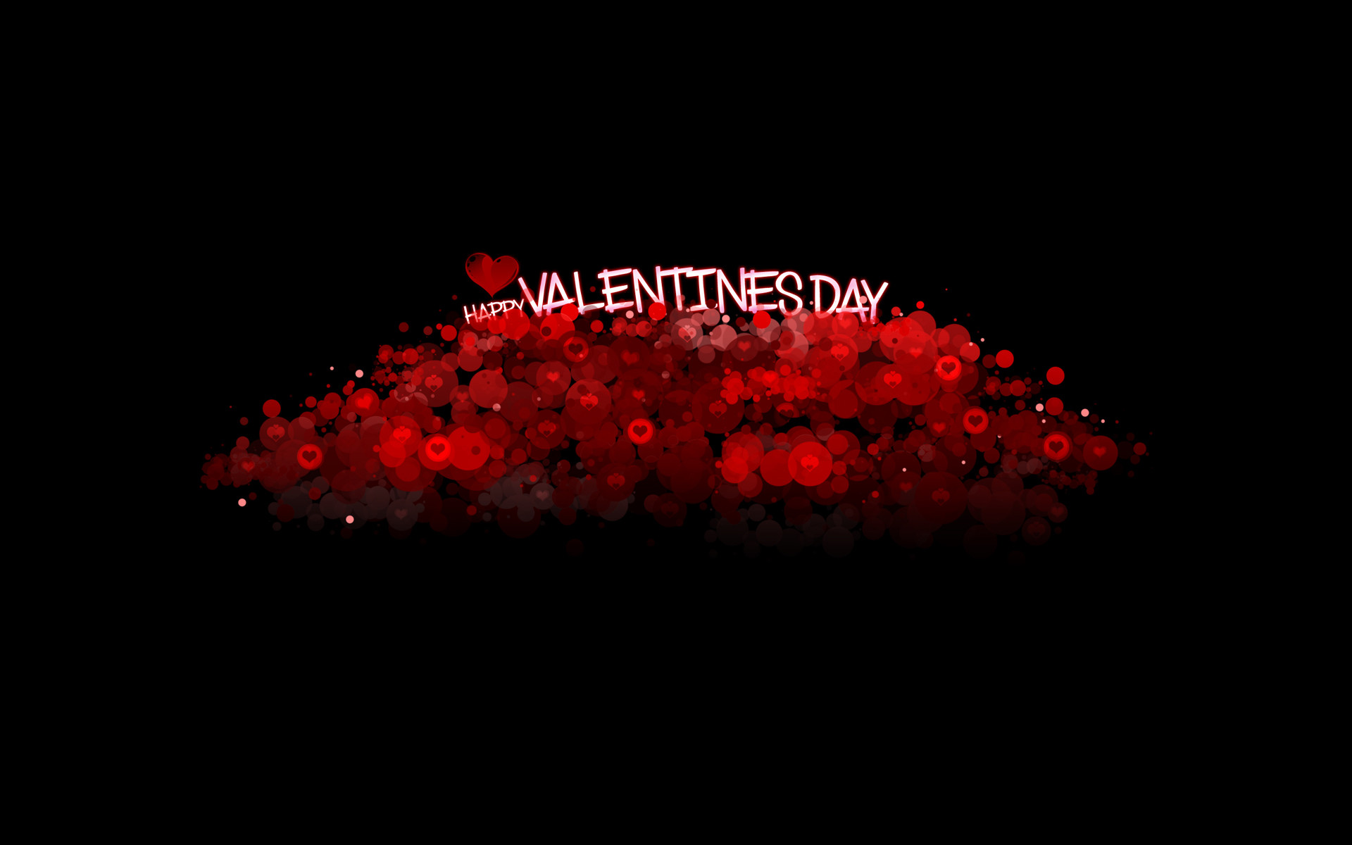 17 Red Heart Valentines Day wallpaper