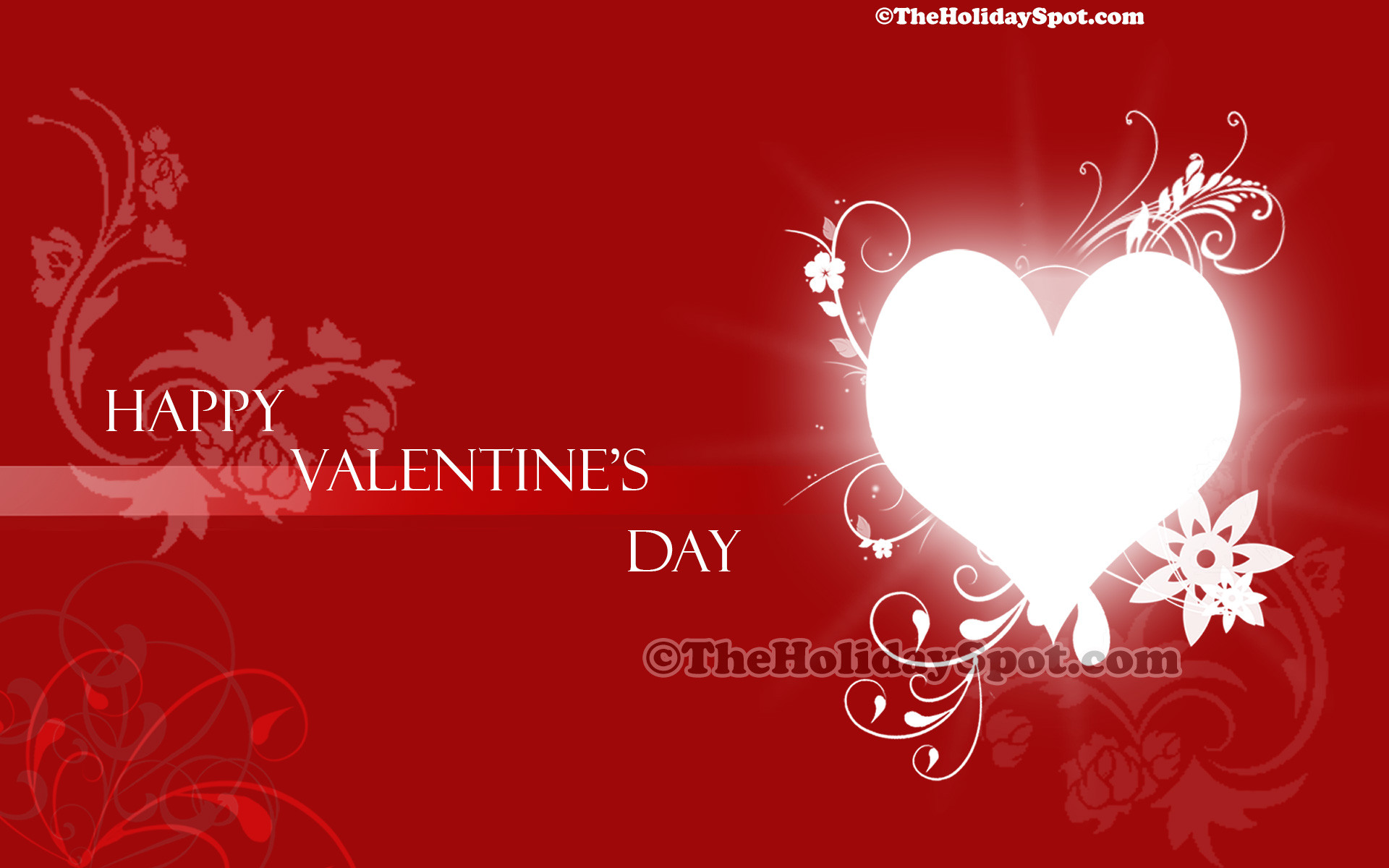 Thus, during Valentine's Day a lot of people change their wallpapers .