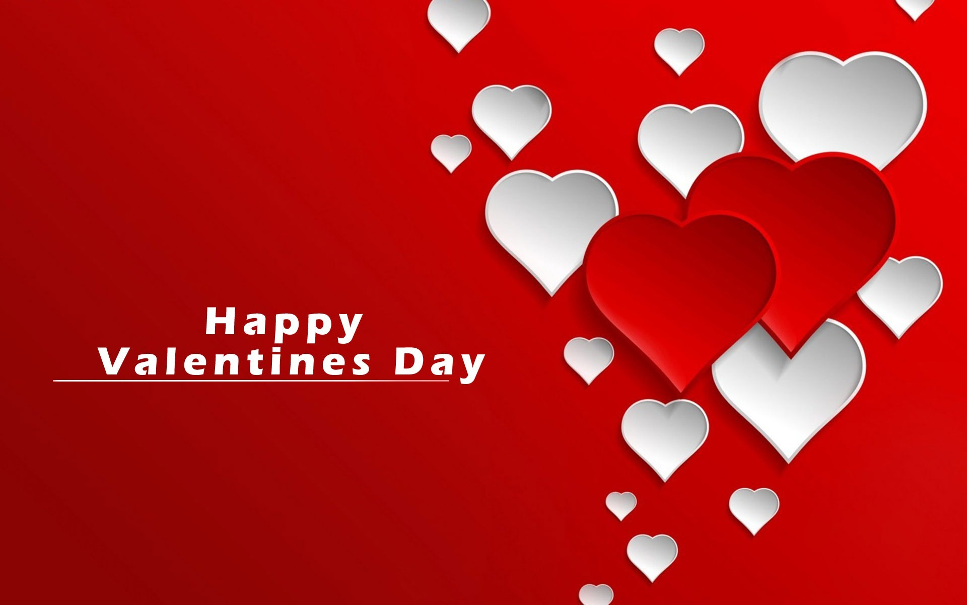 Happy Valentines' Day 2017 HD 3D Images for Desktop Backgrounds