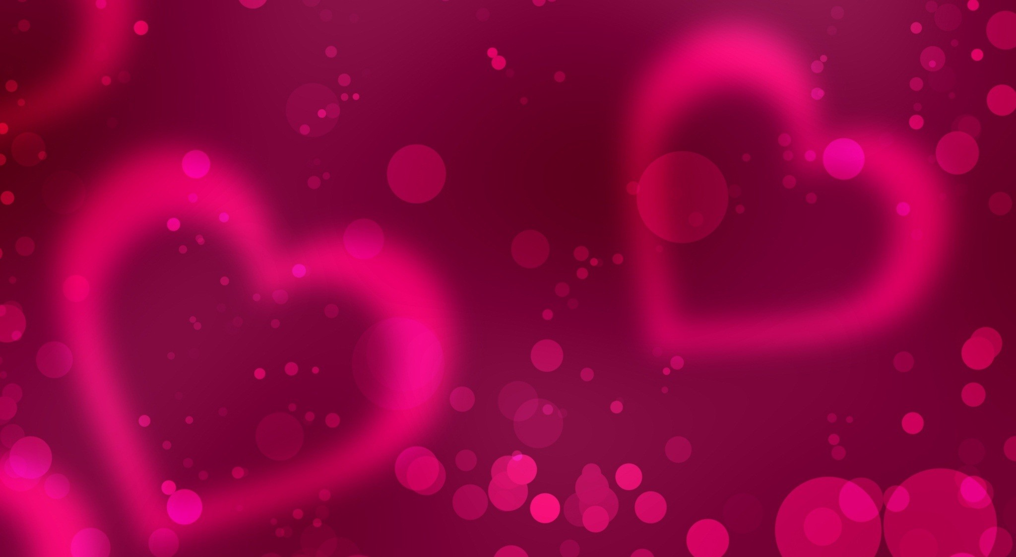 Pink valentine wallpaper.