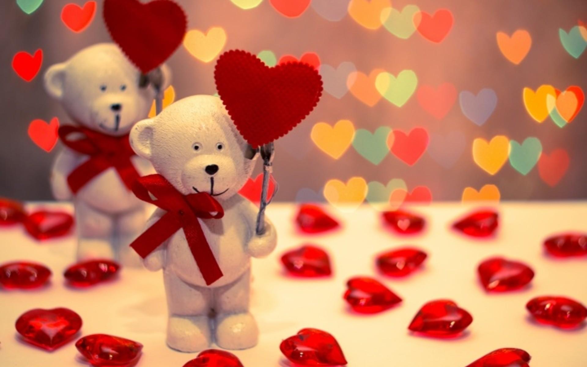 I Love You Teddy Bear Wallpapers Saverwallpaper