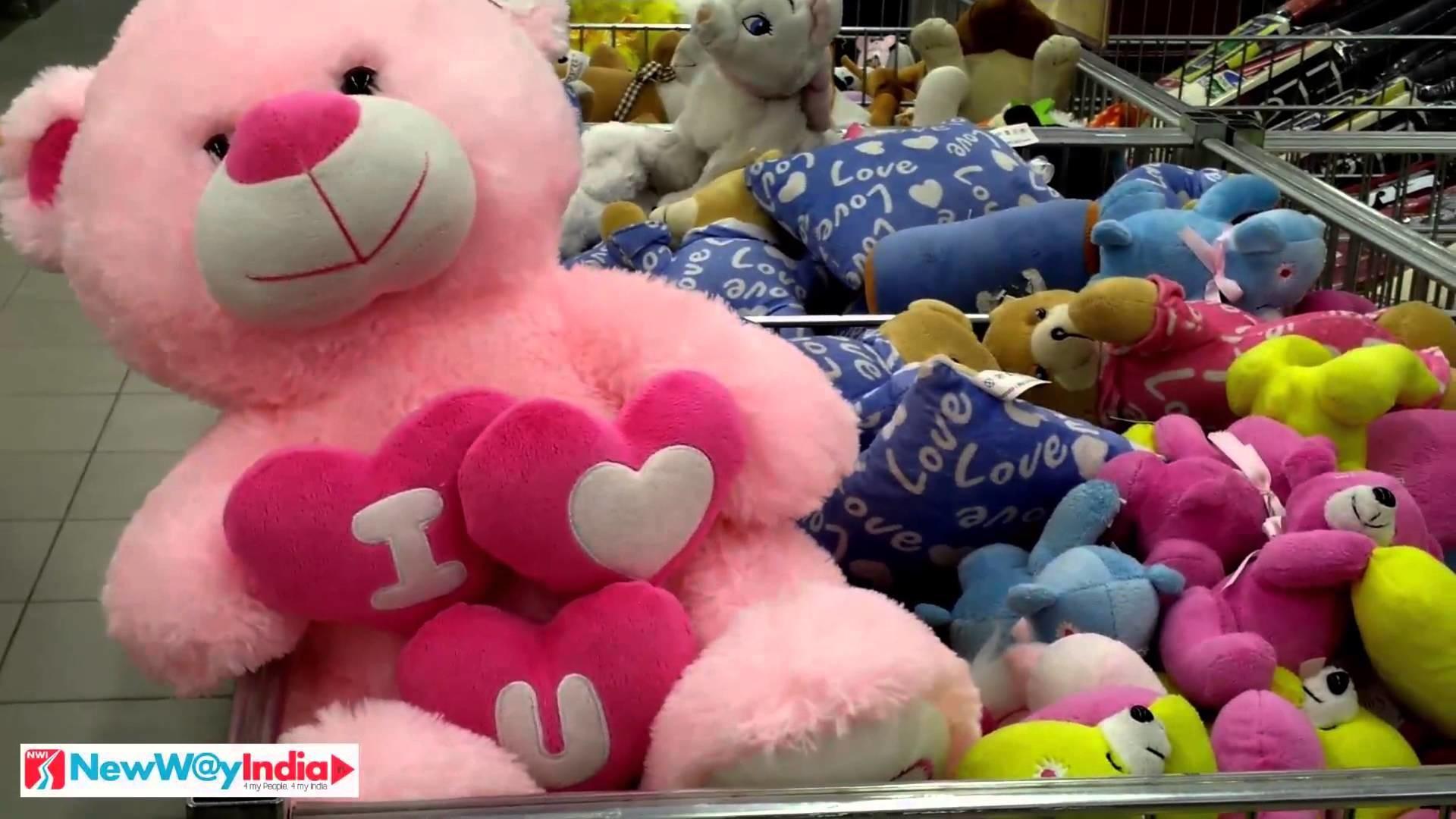 Teddy Bears Videos – I Love You Teddy Bear – Beautiful Teddy Bears for  Kids! – YouTube