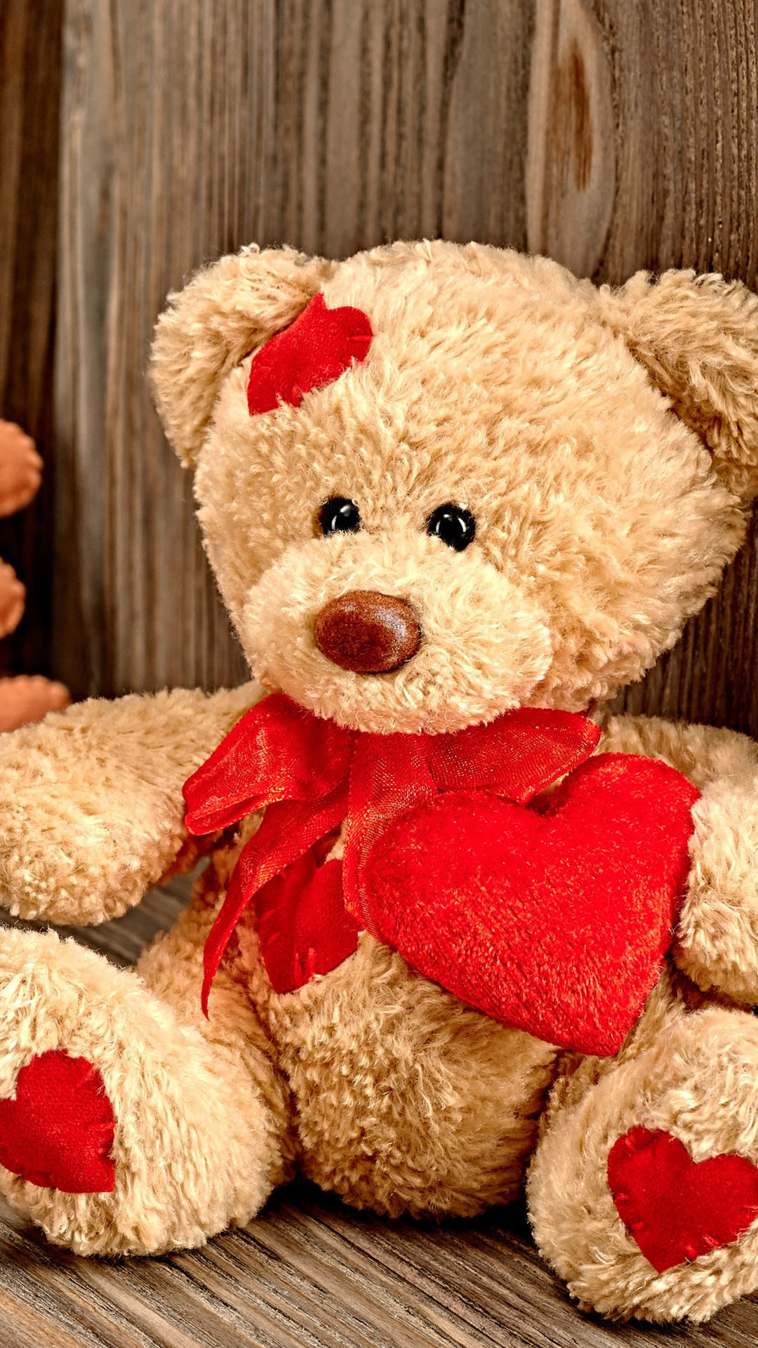 Teddy Bear Love iPhone 6 and 6 Plus HD Wallpapers | Daily iPhone 6