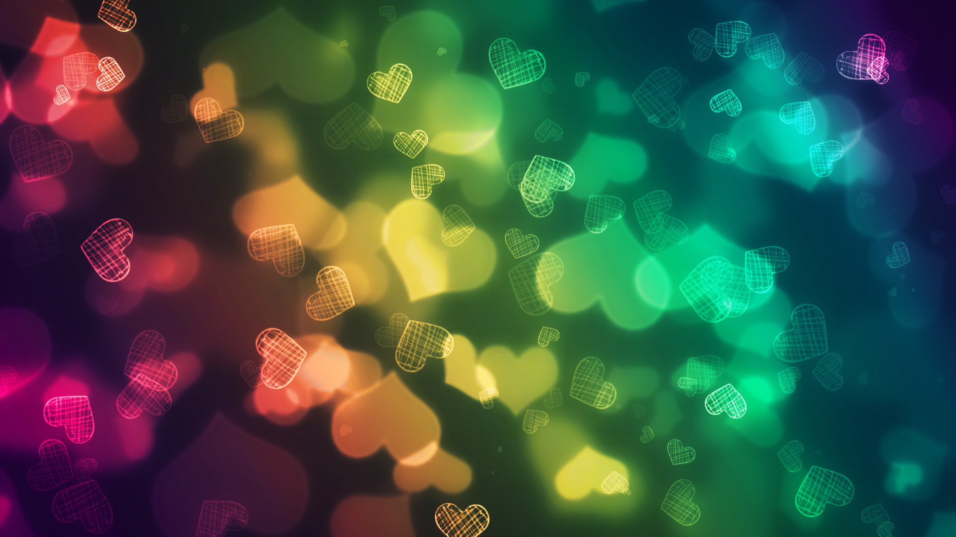 Tags: love, colorful, heart
