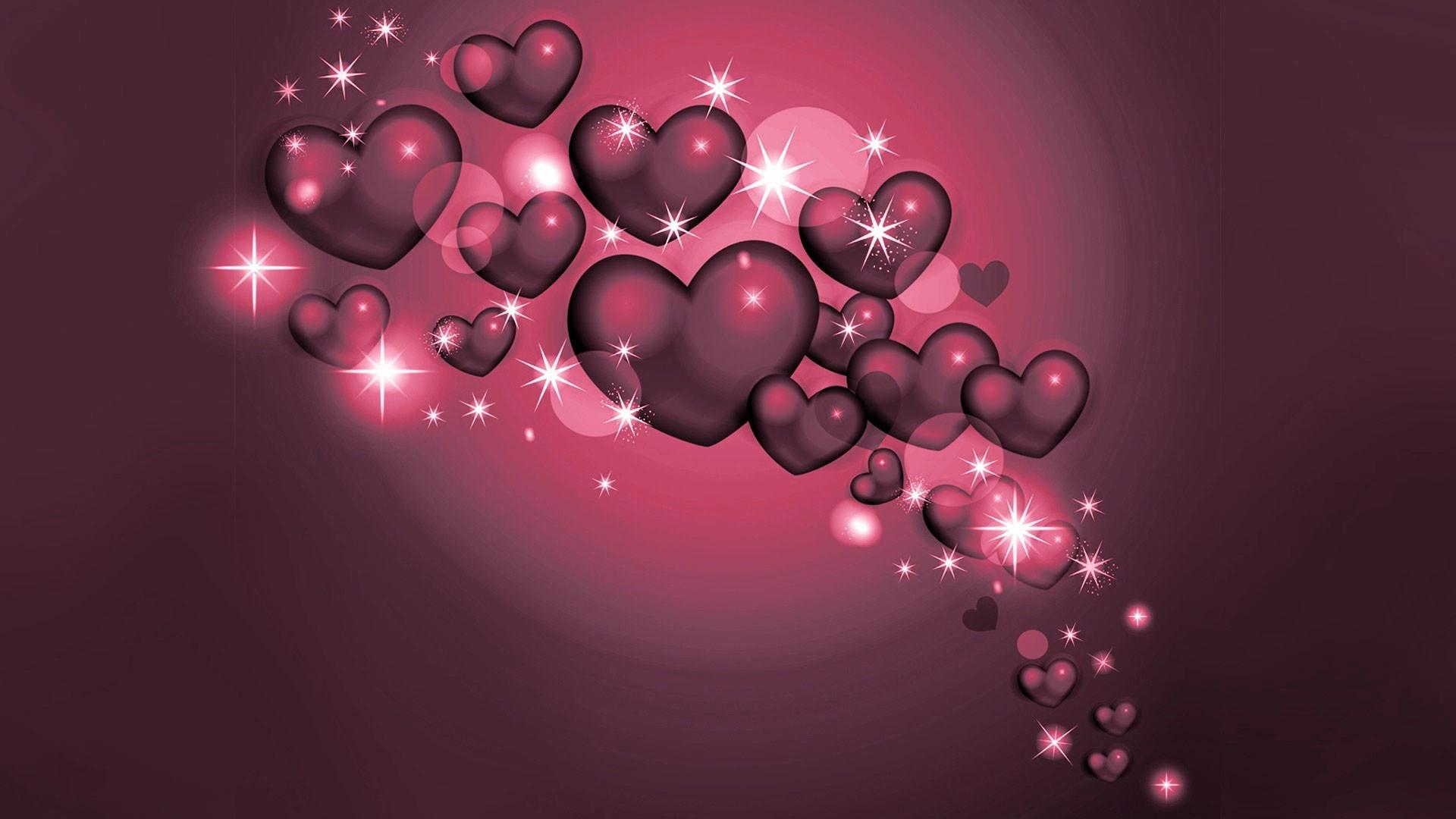 hd pics photos love special glittering cute love hearts desktop background  wallpaper