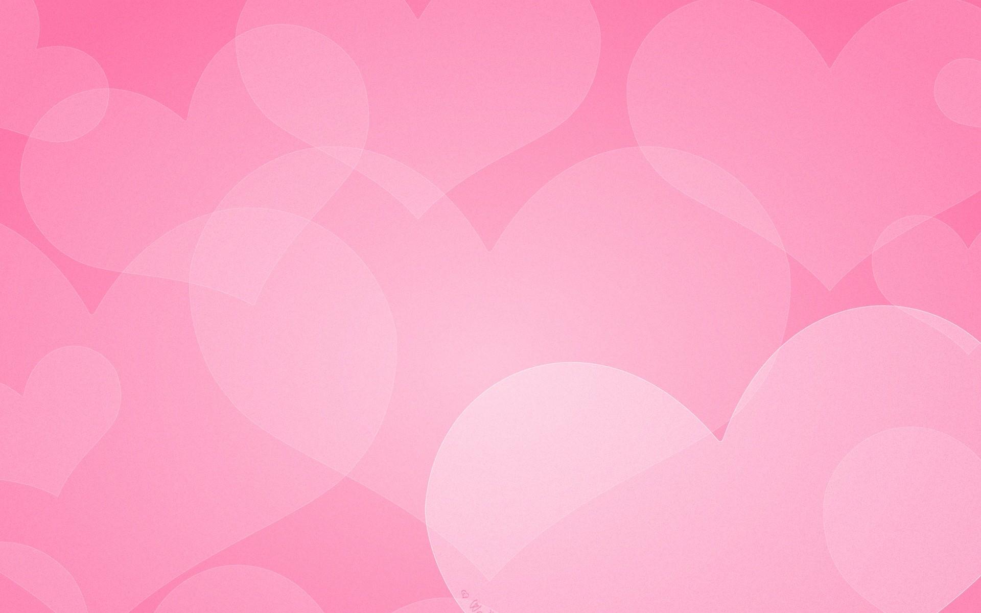 Pink Heart Wallpapers – Wallpaper HD Base