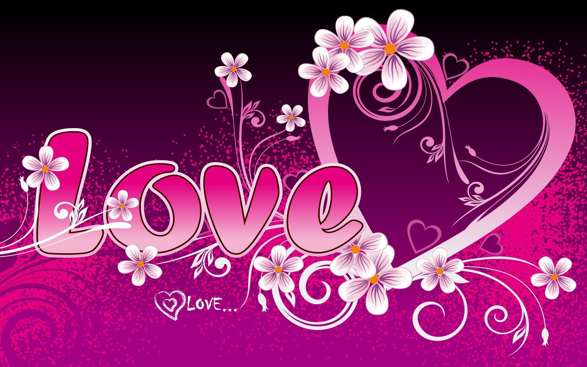 Love Hearts Wallpaper HD Wallpaper – Love Hearts