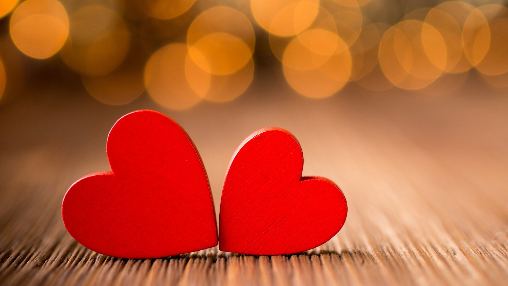 hd pics photos love red love hearts pair macro desktop background wallpaper