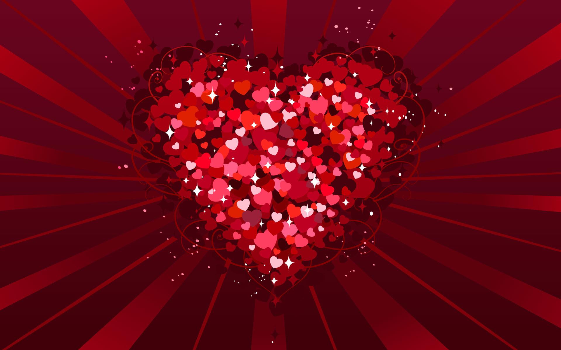 4K Little Hearts
