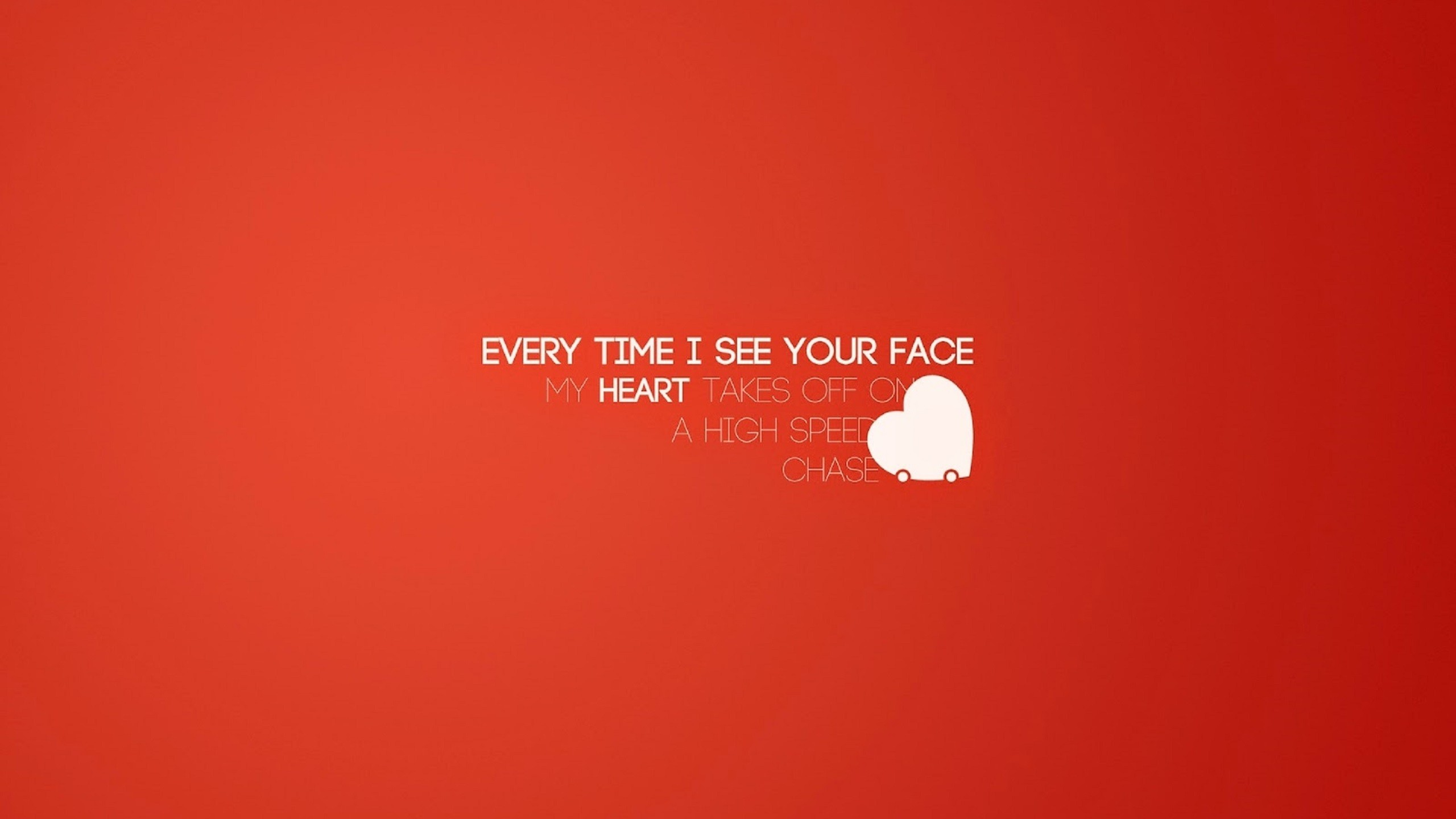 True love Quotation Wallpaper