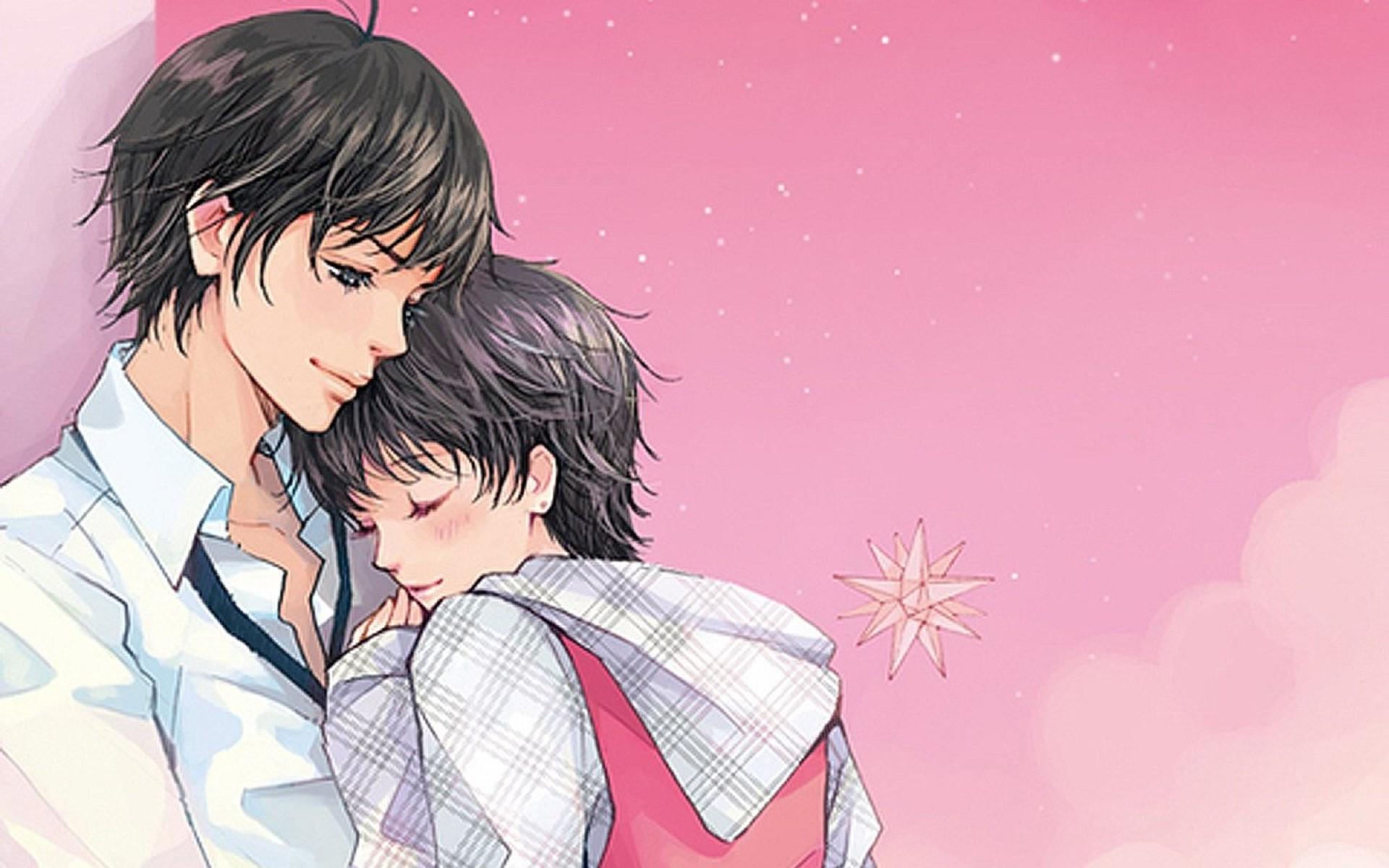 Sweet Romantic Young Couple Hugs Wallpapers | HD Wallpapers Rocks