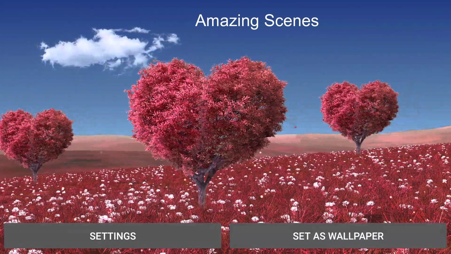 Autumn 3D Live Wallpapers