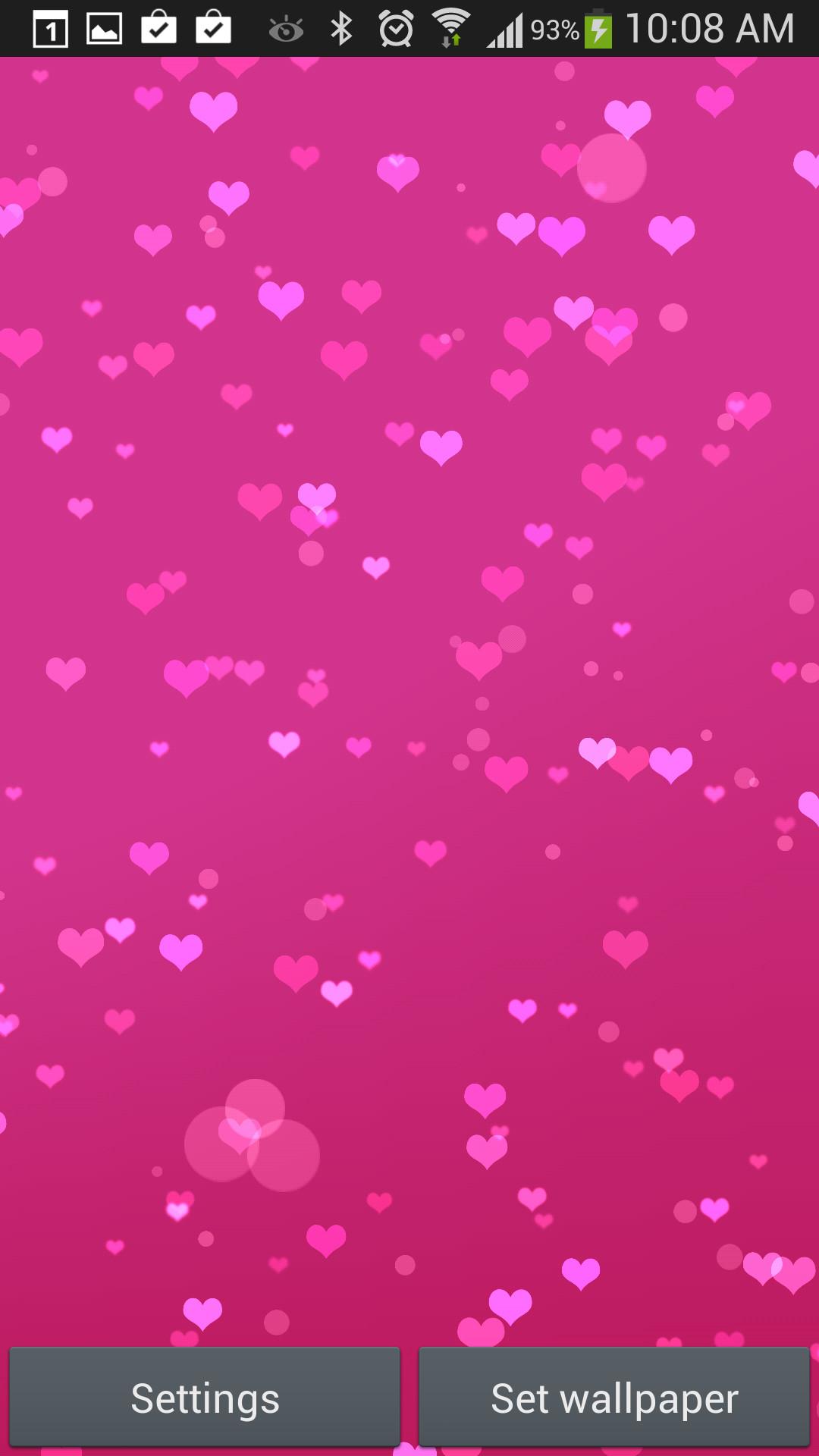 Heart Live Wallpaper 2 – AndroidTapp