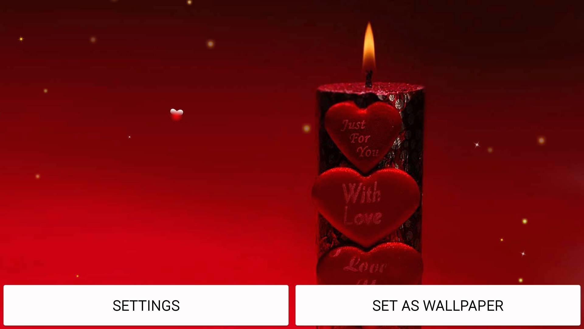 Love Romantic live wallpaper
