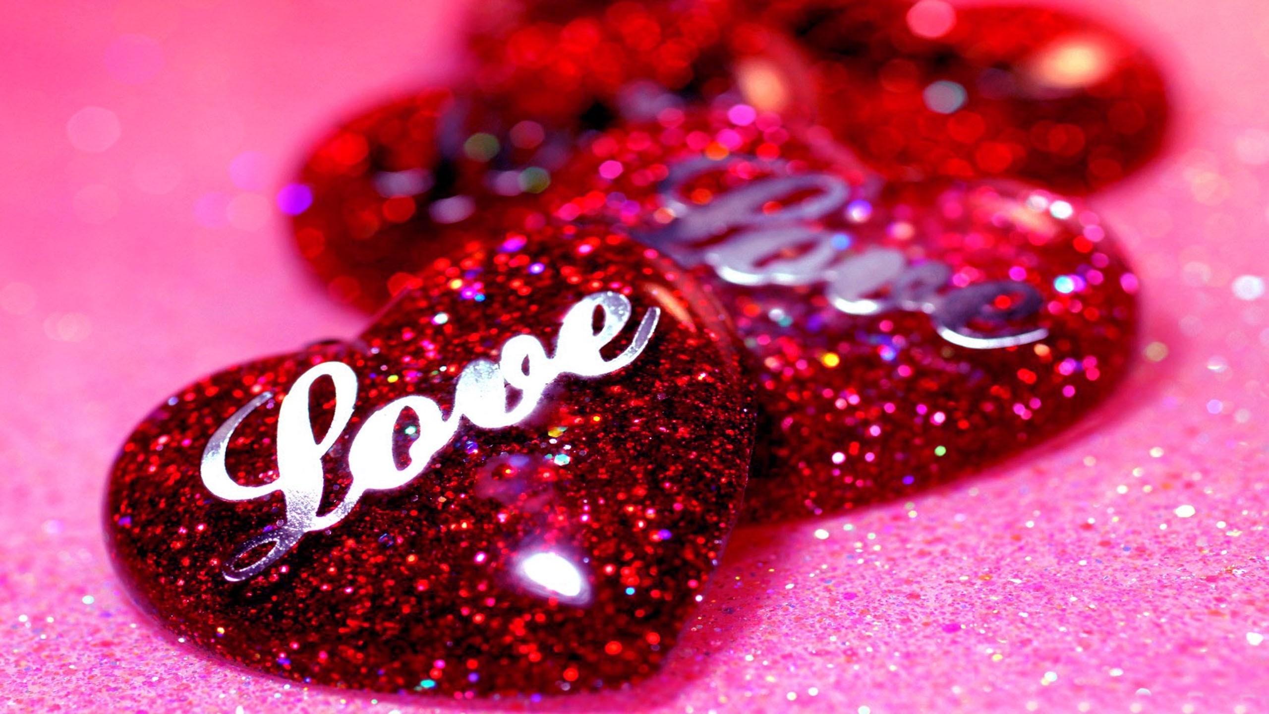 Beautiful Love Hearts Desktop Background. Download …