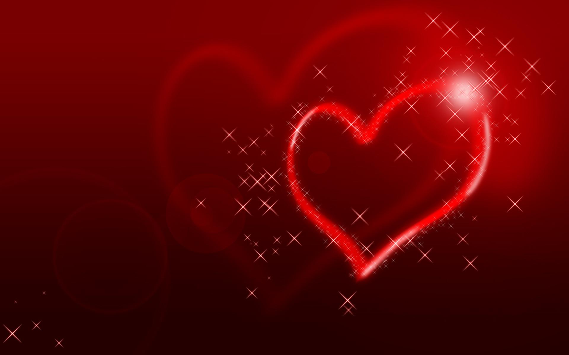 Glittering Heart Wallpapers HD Wallpapers #3828