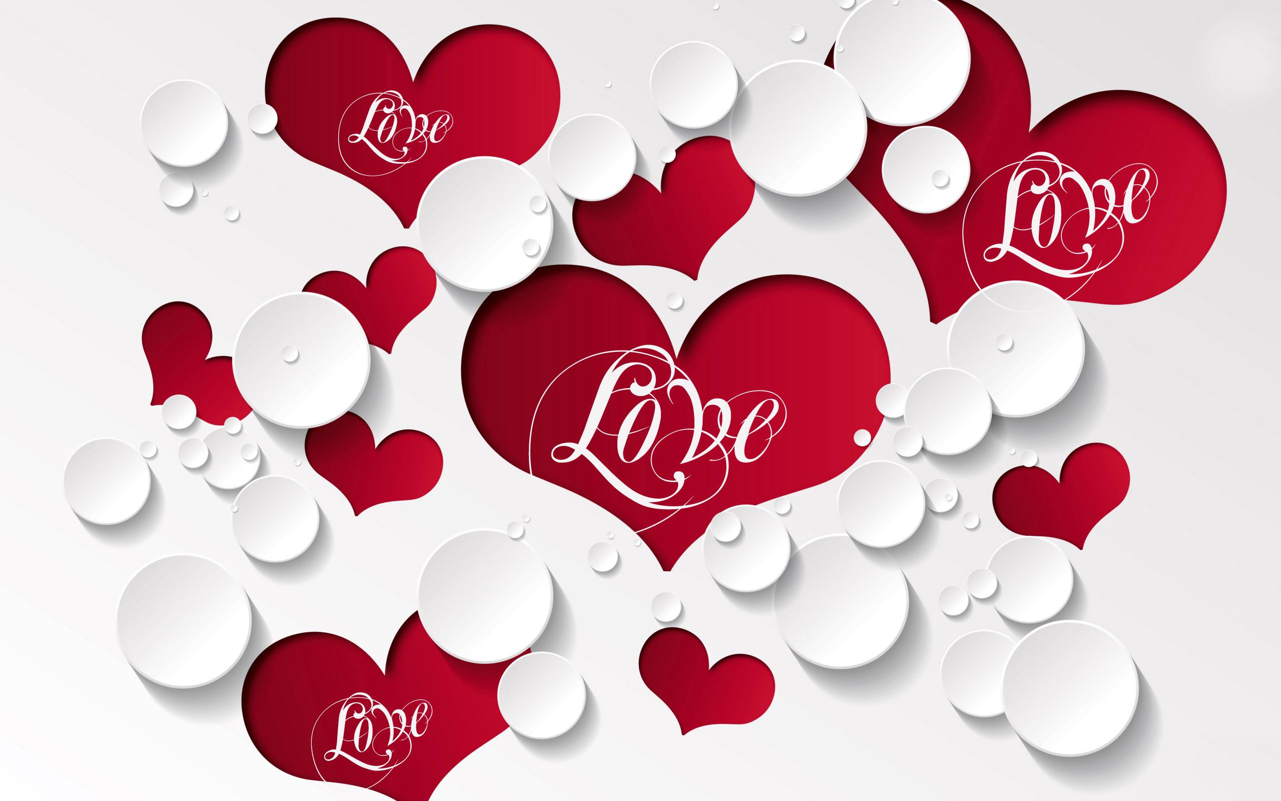 love heart hd image HD wallpaper – Love Hearts