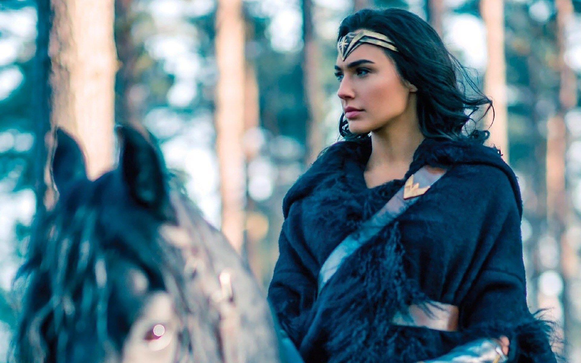 Gal Gadot As Diana Prince In Wonder Woman Wallpapers – .