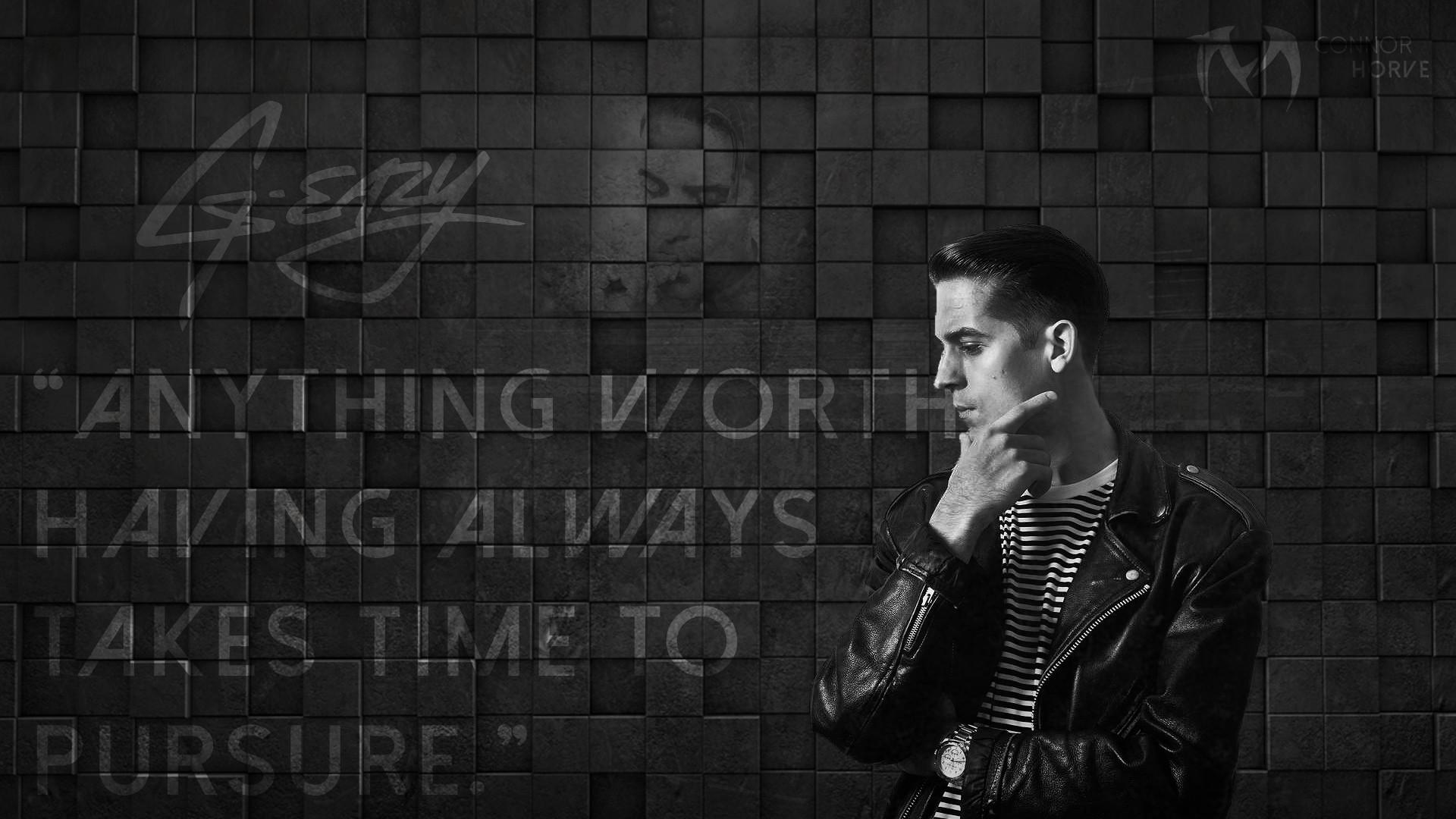 """""""G-Eazy"""" Poster // Connor Horve"""