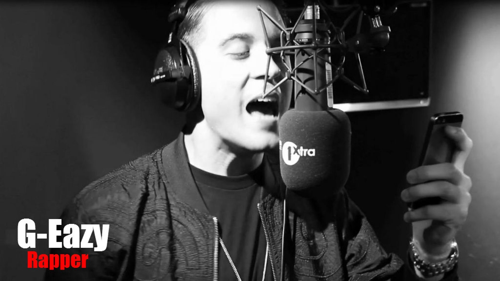 BBC Radio 1 – The Rap Show with Charlie Sloth, G-Eazy Fire in the Booth, G- Eazy – Fire In The Booth