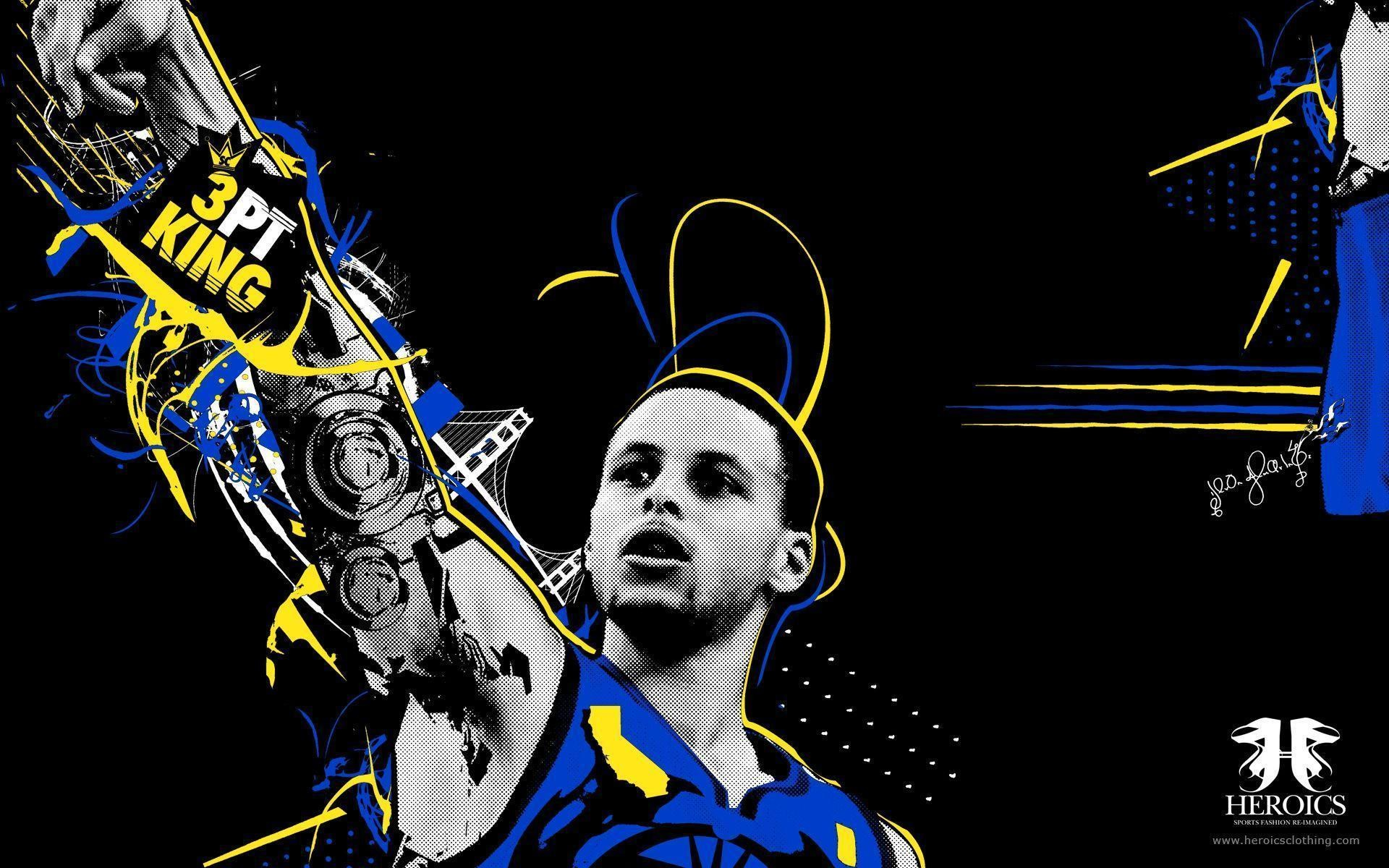 Stephen Curry Wallpaper HD Backgrounds