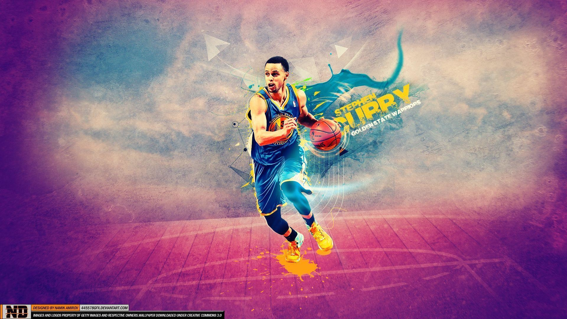 Stephen curry wallpaper, Stephen Curry and Kyrie irving on Pinterest