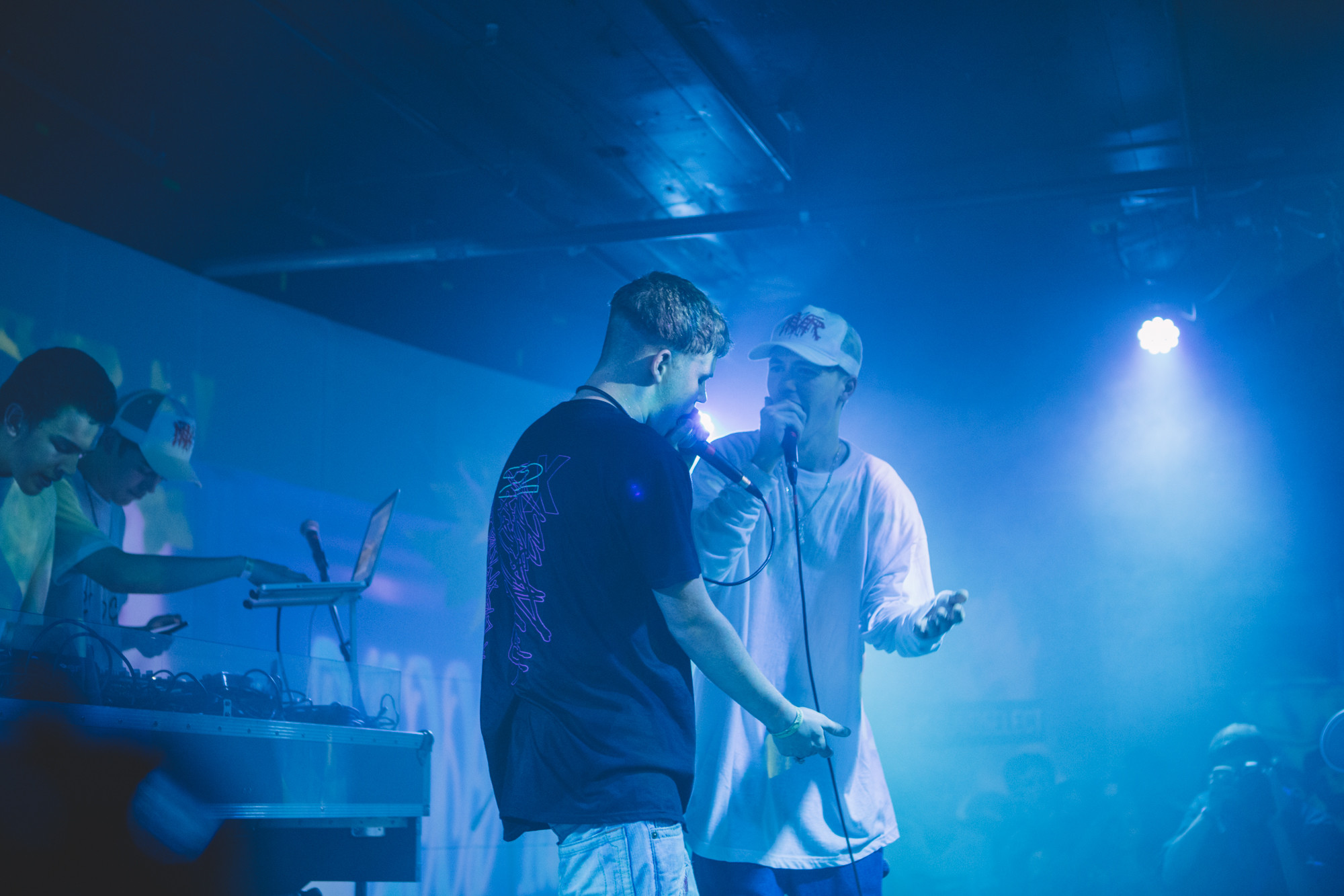 All Yung Lean, RL Grime and Lunice Photos by: Michael Angulo