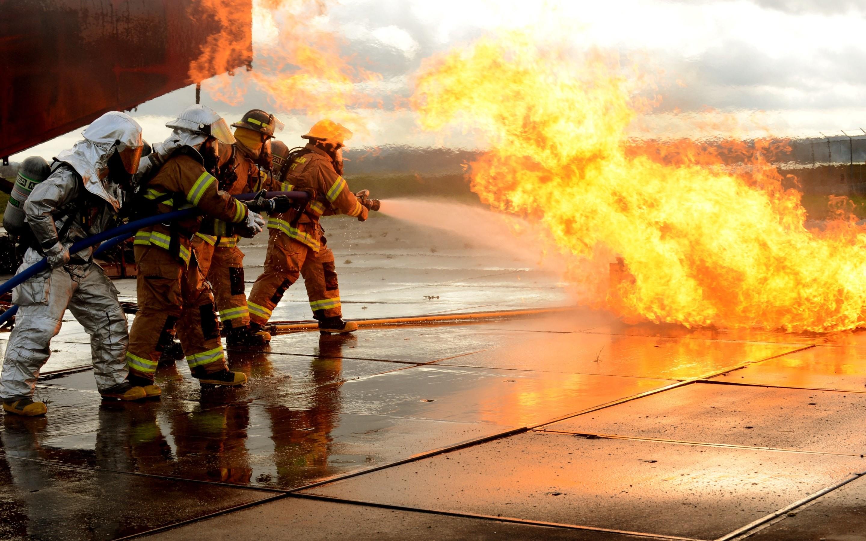 HD Firefighter Wallpaper – WallpaperSafari