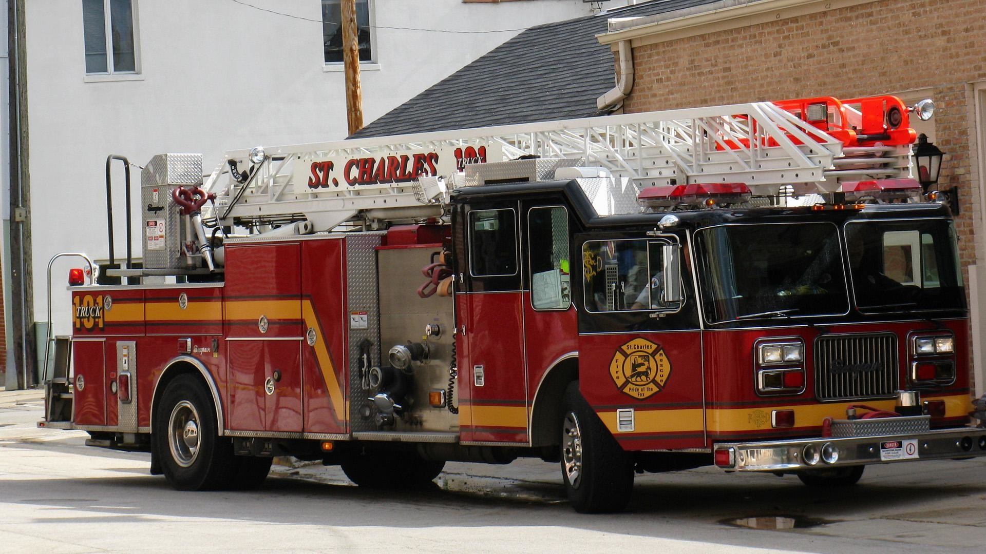 St. Charles Fire Department (IL – USA)