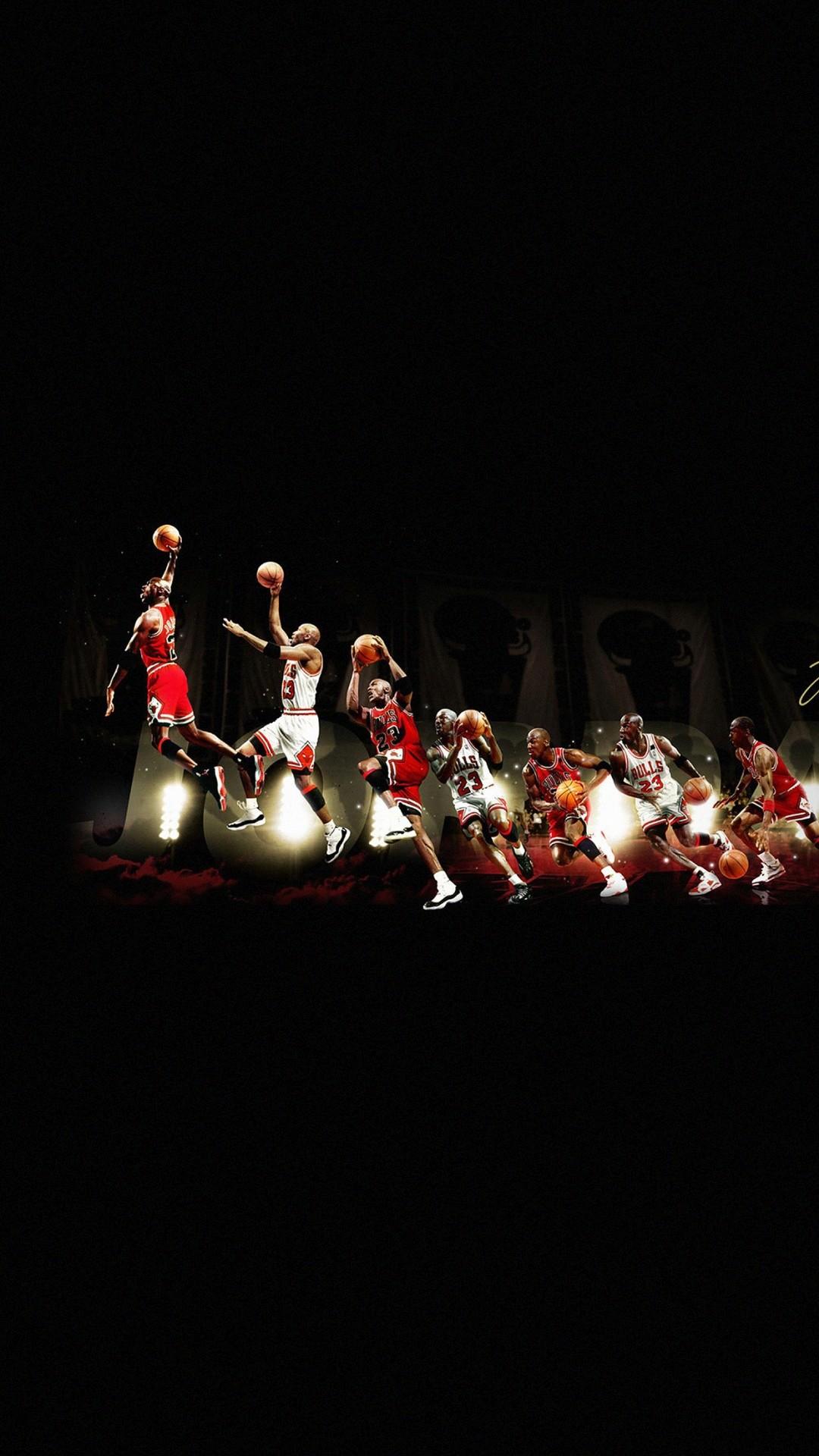 Michael Jordan Dunk Legend NBA #iPhone #6 #wallpaper