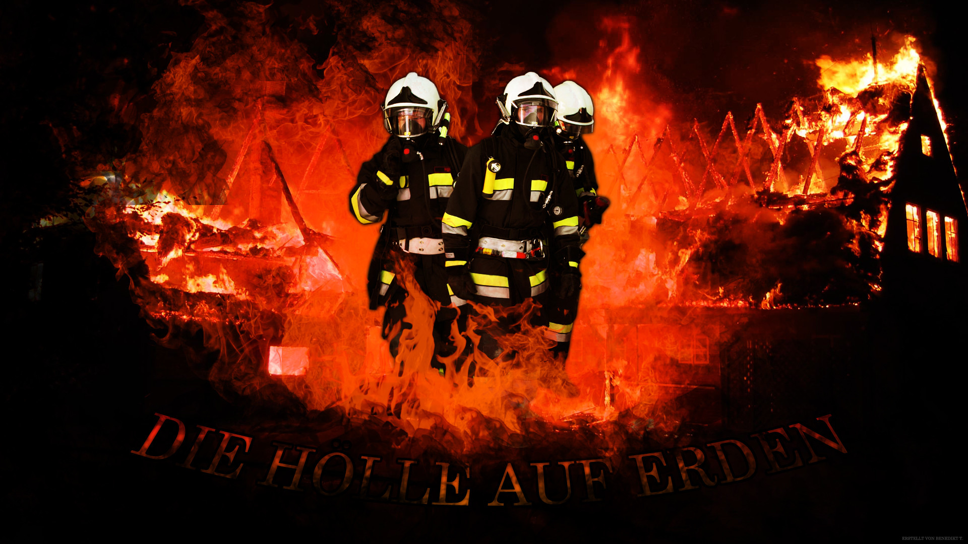 Firefighter Germany – Wallpaper (Feuerwehr) by DeNite93 on DeviantArt