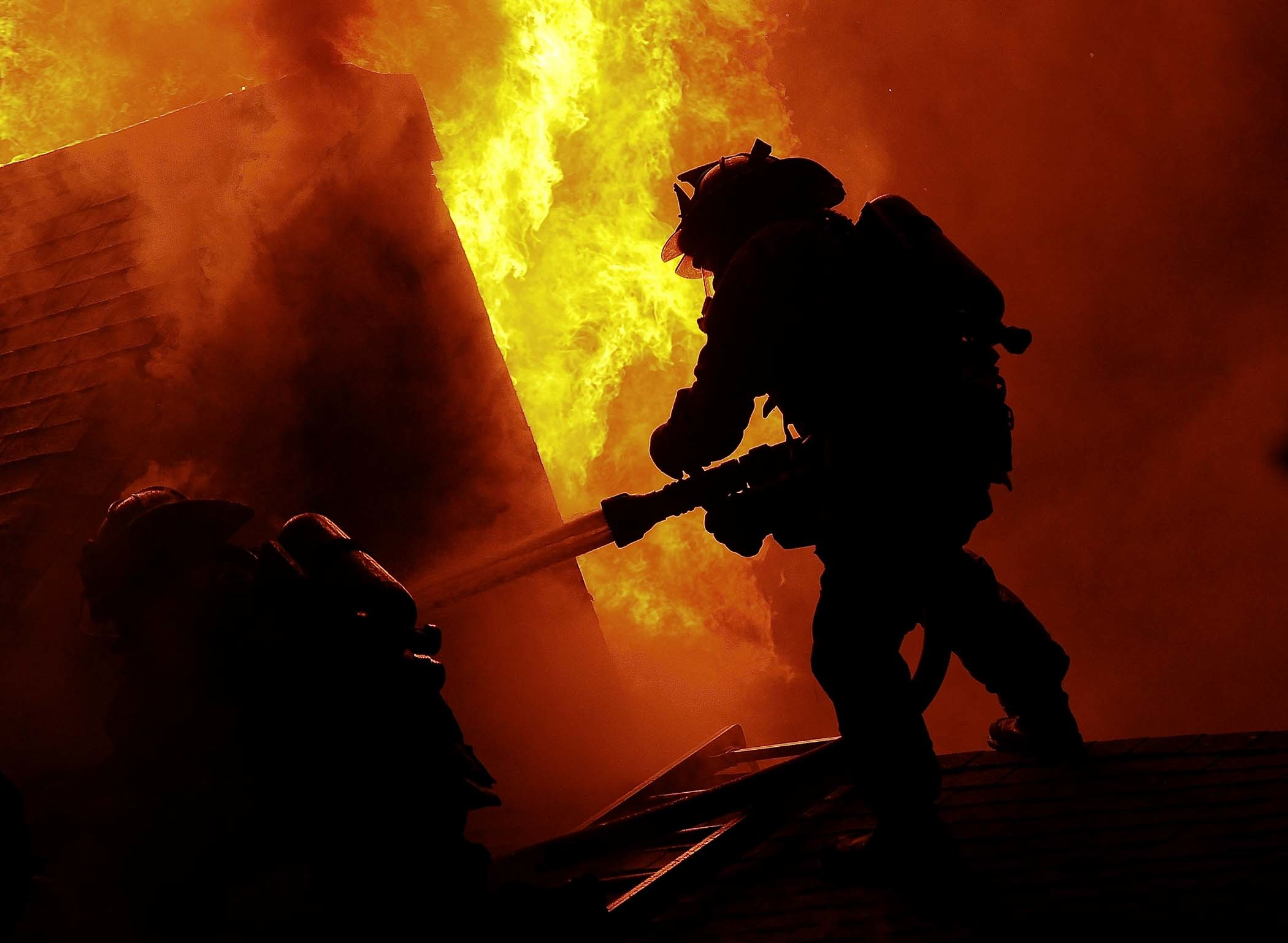 Firefighter Wallpaper For Computer #4